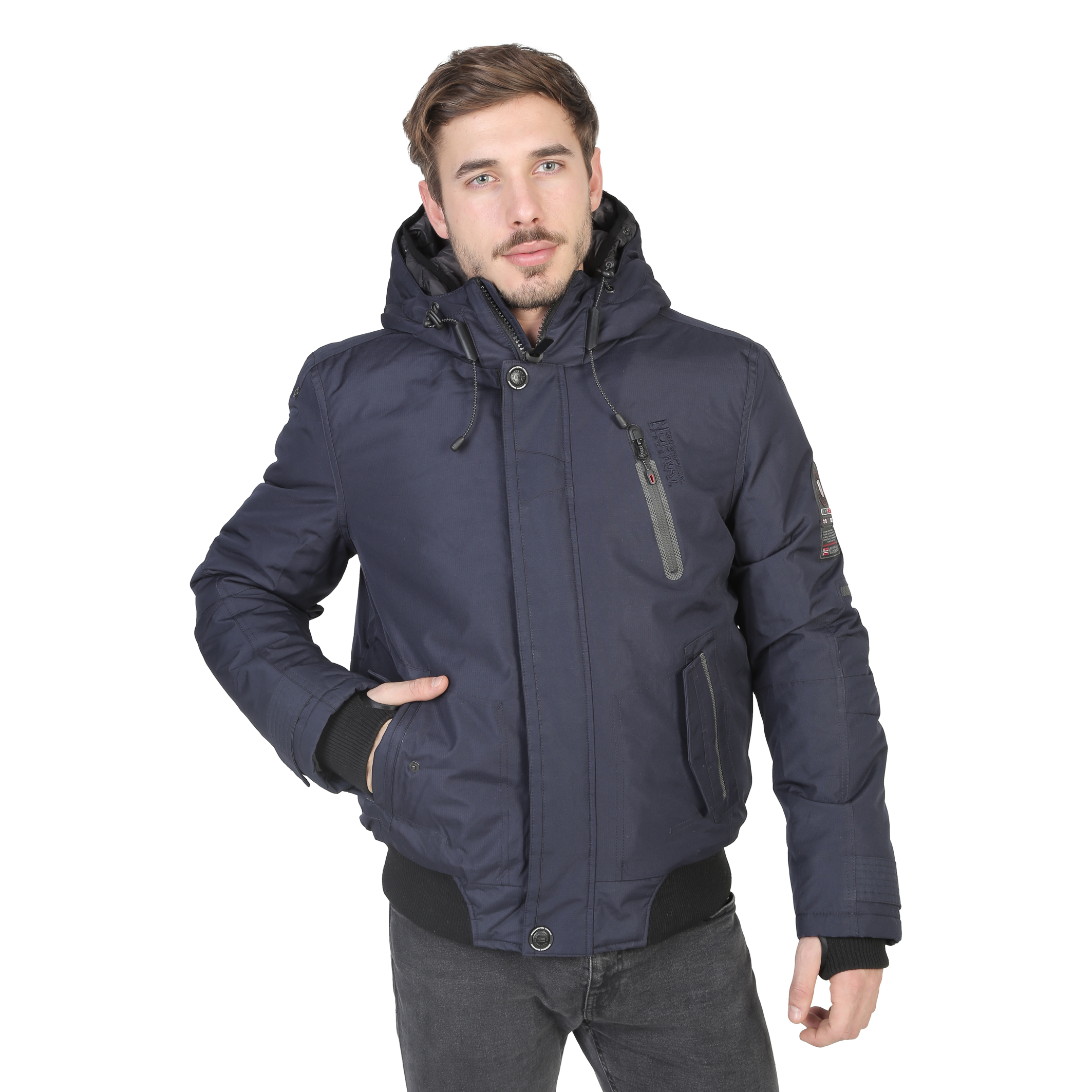 Geographical Norway Balistique_man