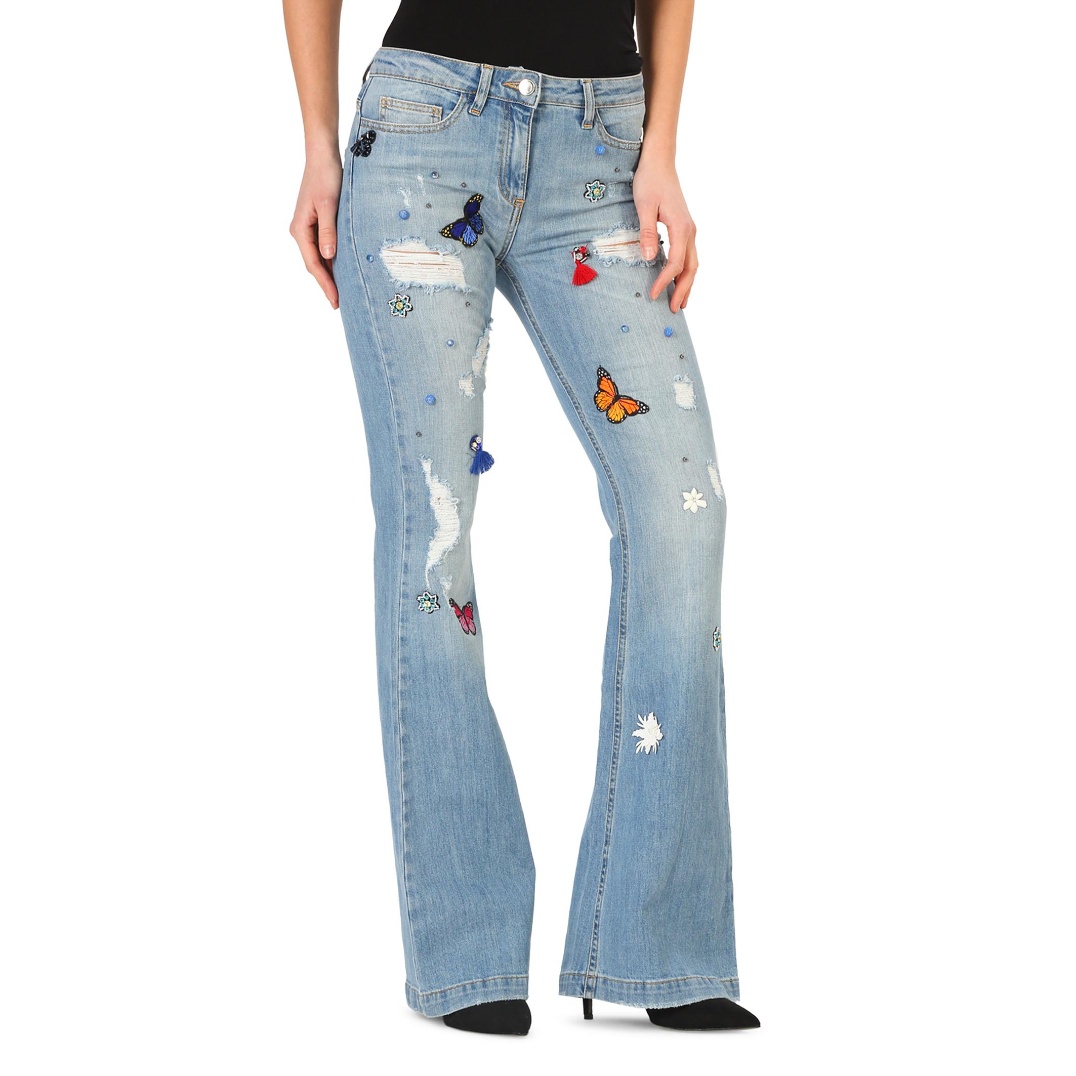 Jeans Annarita N 106 Donna Blu 87008