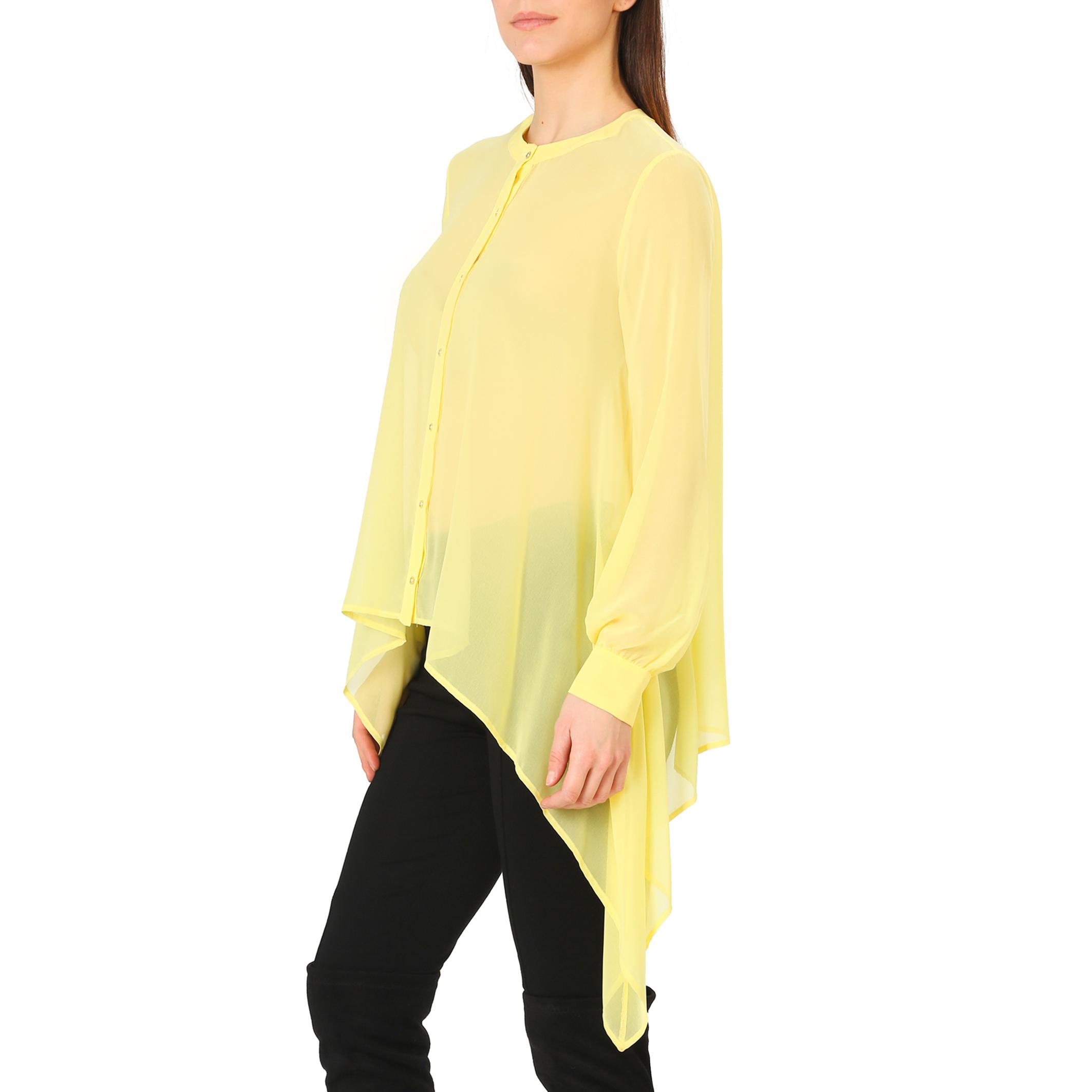 Camicie Annarita N 327U Donna Giallo 87022