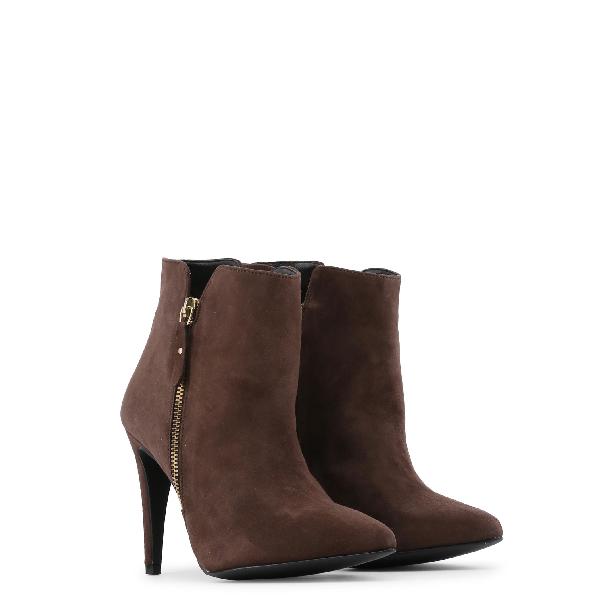 39 EU  Beige (Silk) Chaussures à fermeture éclair Arnaldo Toscani roses Fashion femme  Sandales Bride Cheville Femme  Noir (Negro 0001) 60o8w8XZft