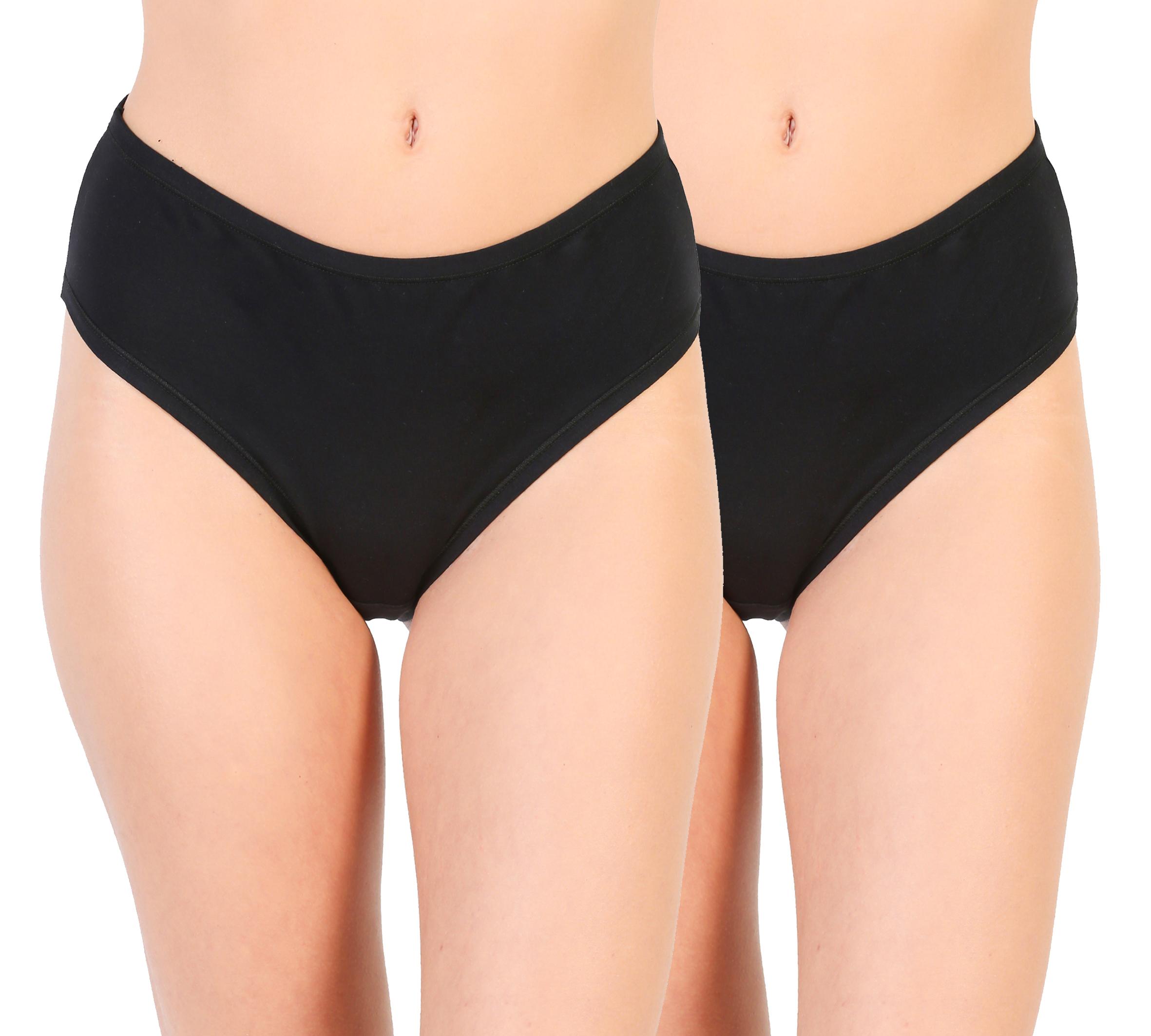 Pierre Cardin underwear PC_2PAPAIA_2pack Donna Nero 87827