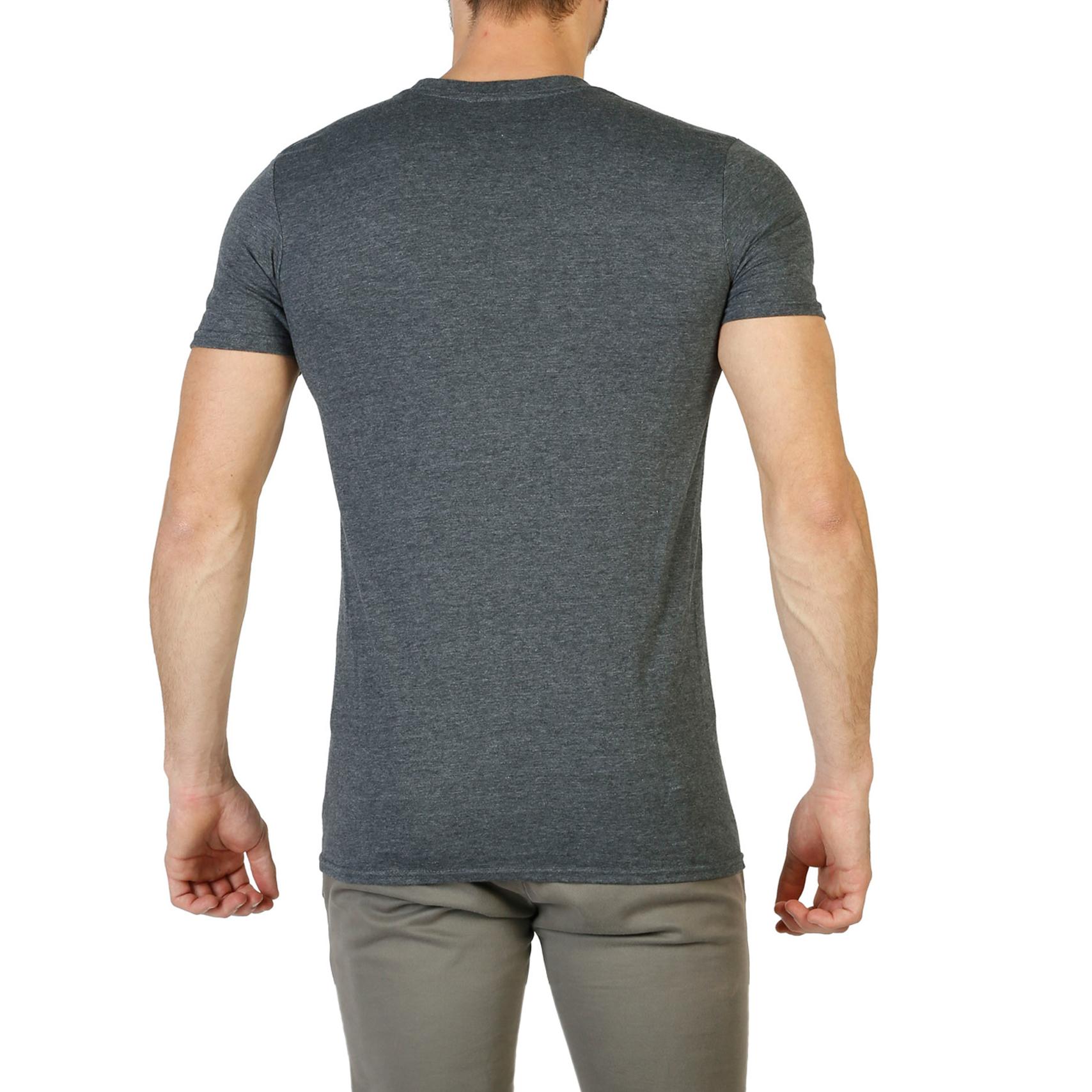 Camisetas-DC-Comics-Hombre-RGMTS012-Rojo-Gris-Primavera-Verano