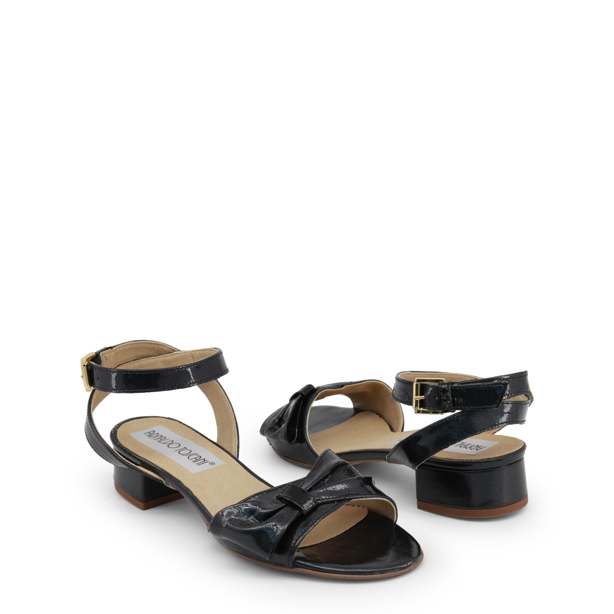 Arnaldo Toscani Schuhe 3280302, Damen Sandalette Rot/Schwarz/Gelb/Grün Keilabsat Keilabsat Rot/Schwarz/Gelb/Grün a31430