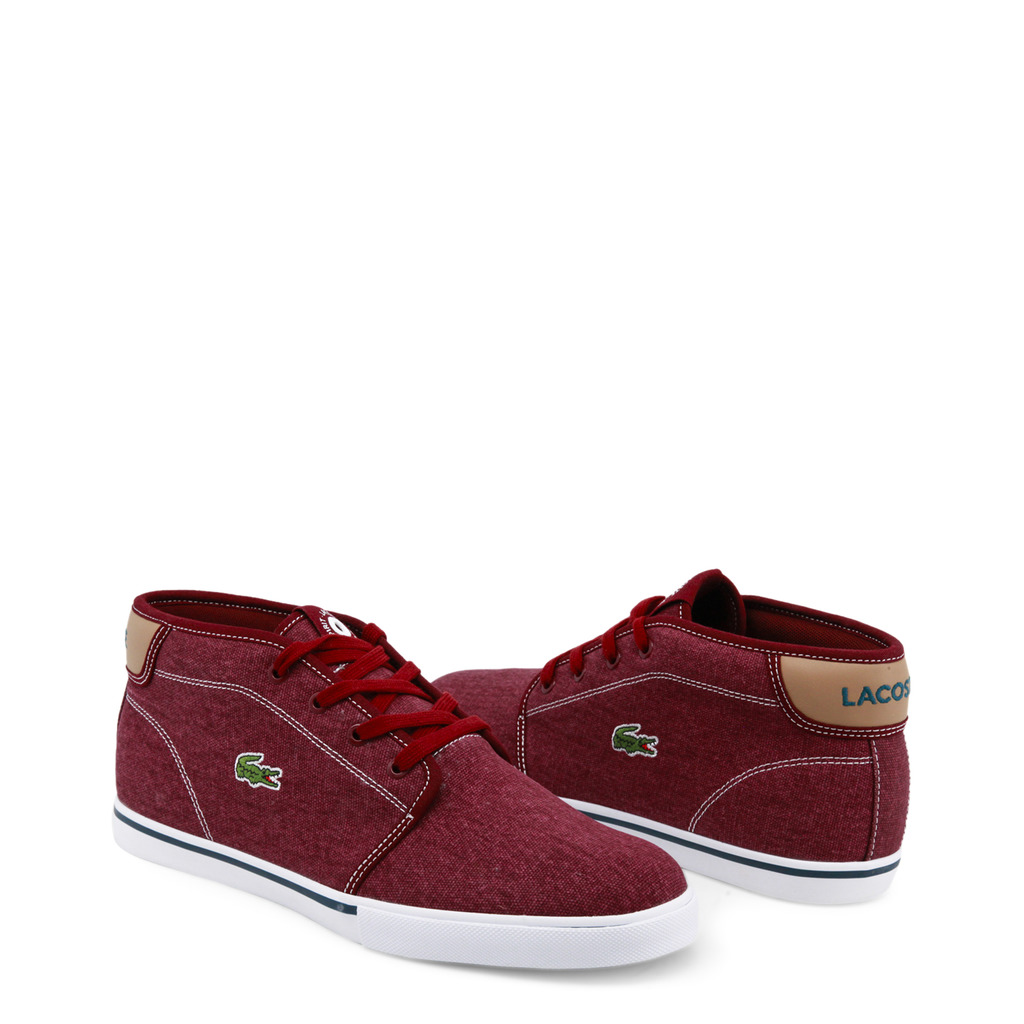 Coste De Envío Lacoste 734spm0031_ltr_nvy-Red Sneakers Barato Original Toma De La Venta En Línea Descuento hEGMLJoi