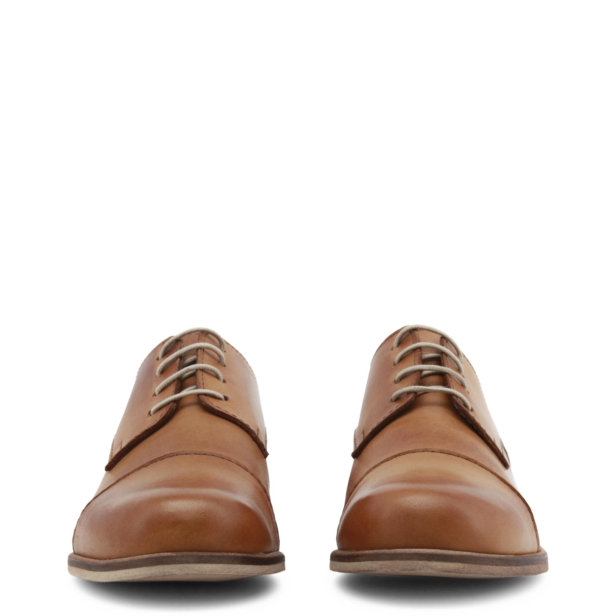 Scarpe-stringate-Made-in-Italia-BOLERO-Donna-Marrone-89153 miniatura 3