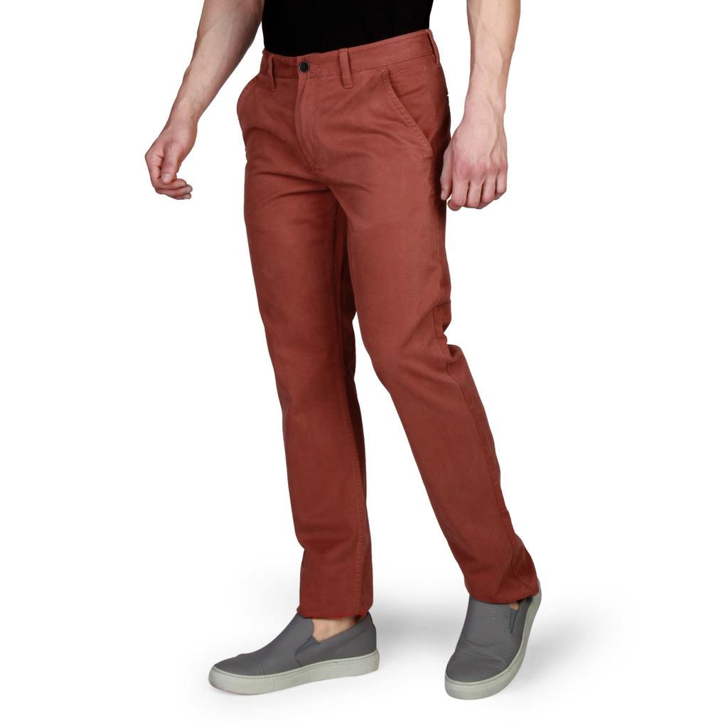 Pantaloni Timberland A17CD Uomo Rosso 89227