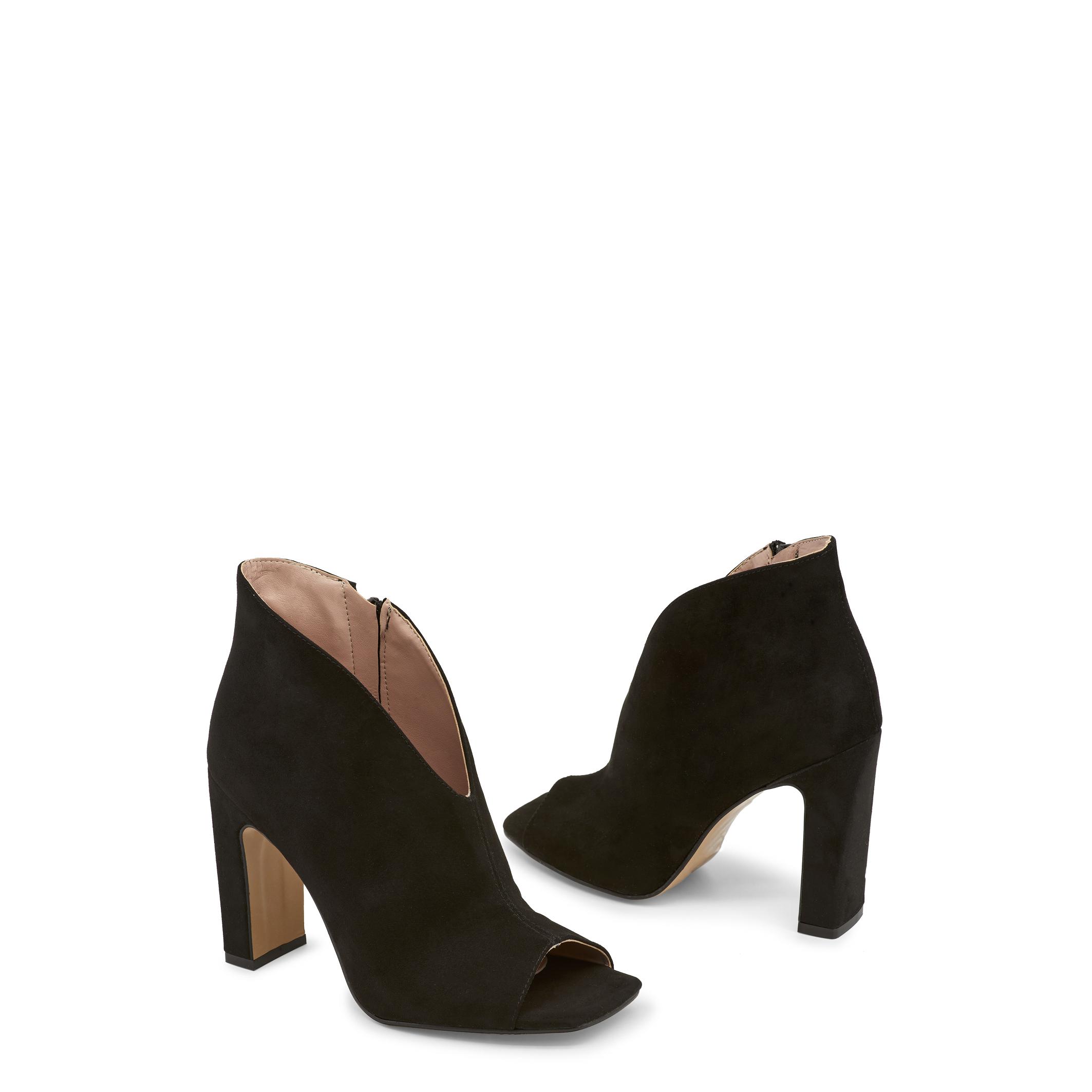 Zapatos-Paris-Hilton-Mujer-1514-Sandalias-Rosa-Rojo-Negro-cuna-tacon