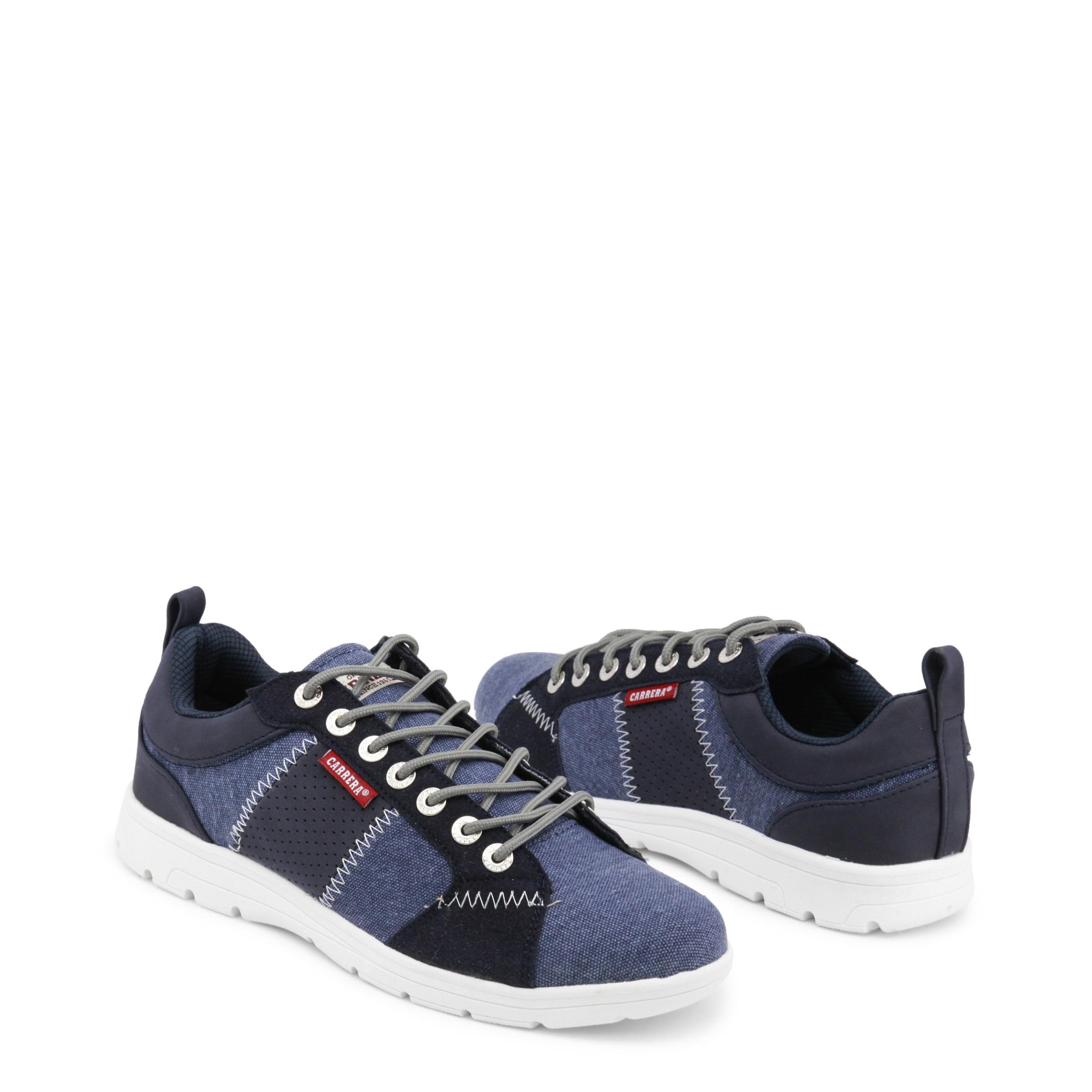 Carrera Jeans Schuhe CBM815060, Herren Sneakers Blau/Grau Frühling/Sommer turnsc