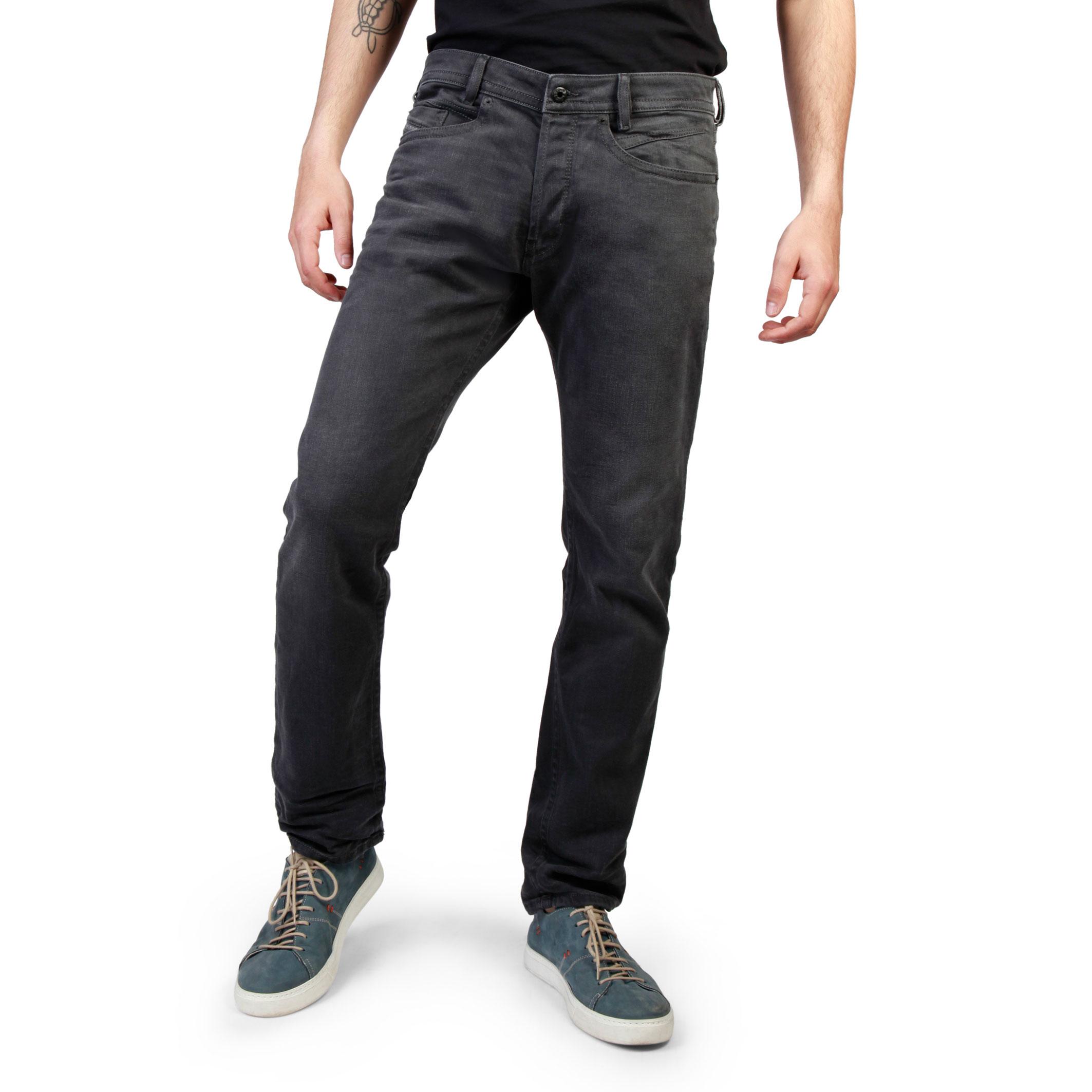 Jeans Diesel AKEE_L32_00SR61 Uomo Nero 89986