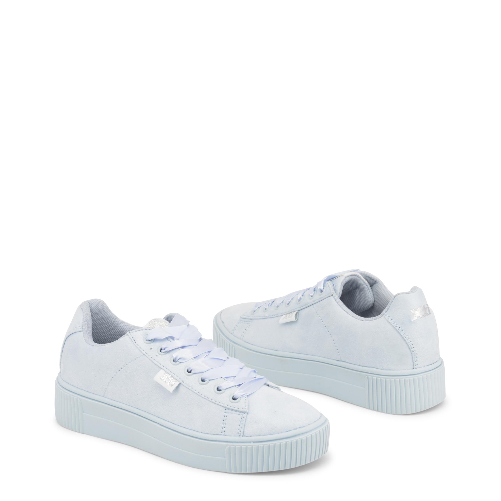 Zapatos Xti Mujer 046801, Sneakers Azul/Marrón/Azul Zapatillas