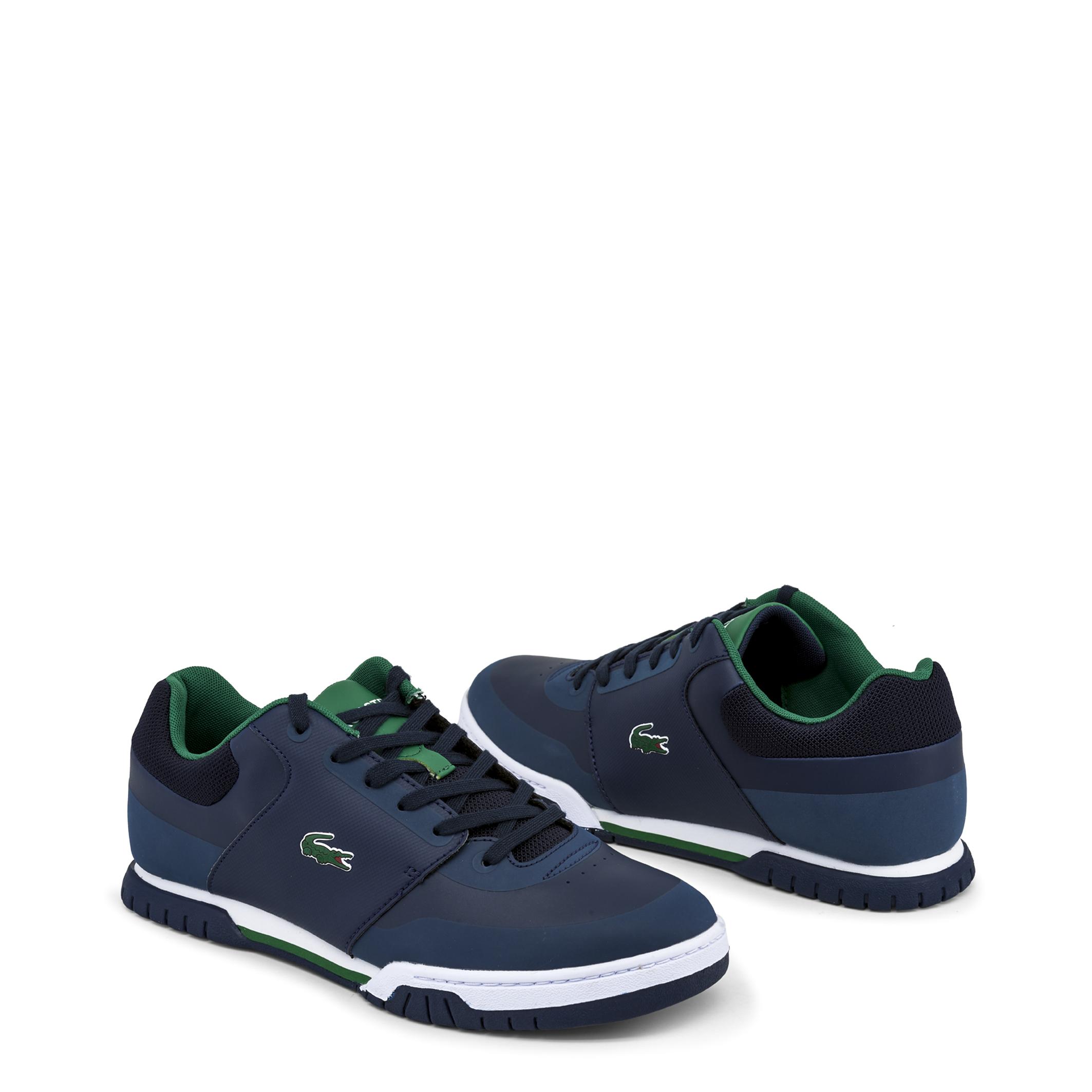 indiana Lacoste 734spm0014 Grn nvy Evo Sneakers 5URxrU