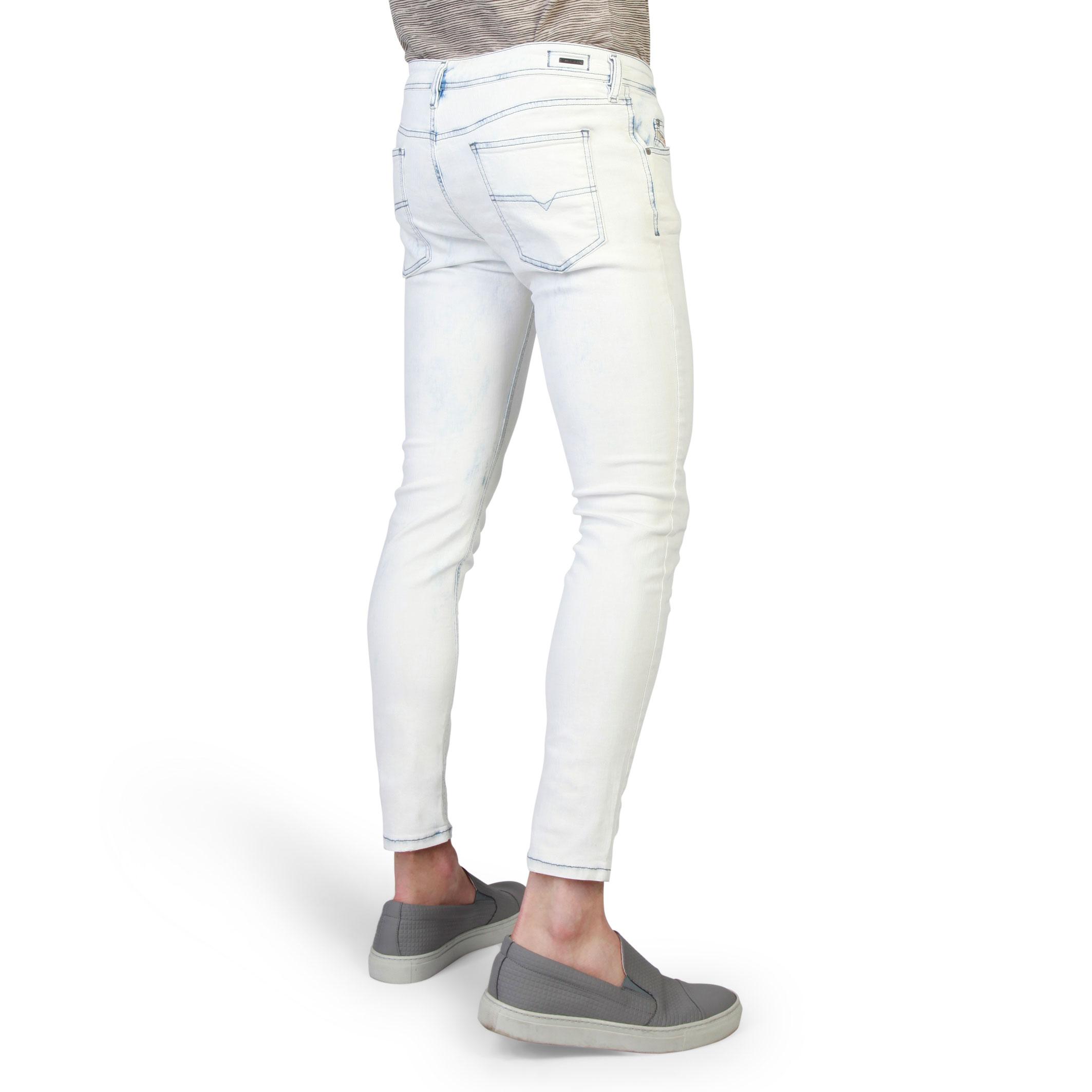 Jeans-Diesel-STICKKER-00SIV6-0851J-Uomo-Blu-90918 miniatura 2