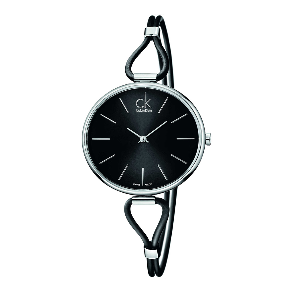 Orologi Calvin Klein K3V231 Donna Nero 91595