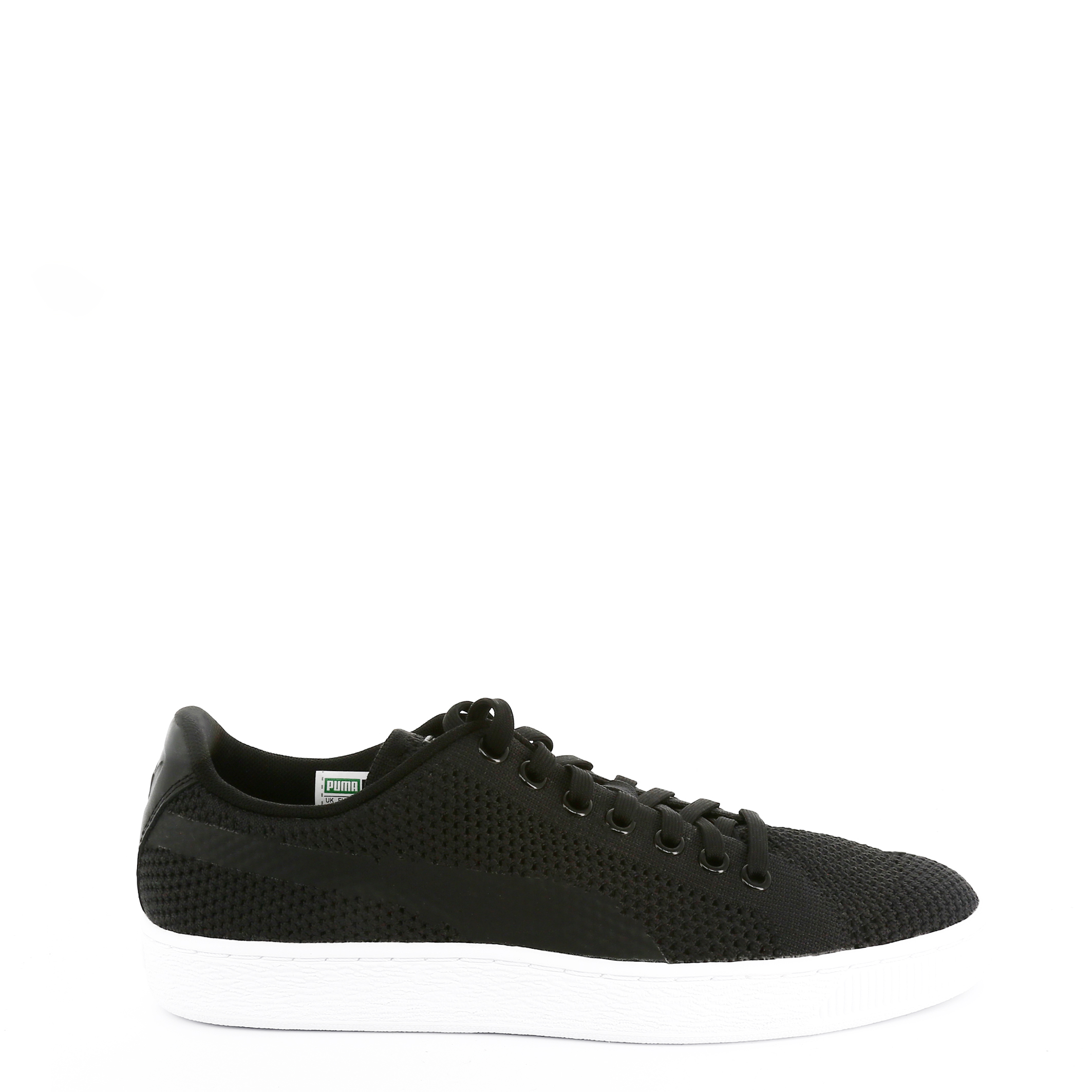 Puma Unisex Sneakers In Black UK 7.5