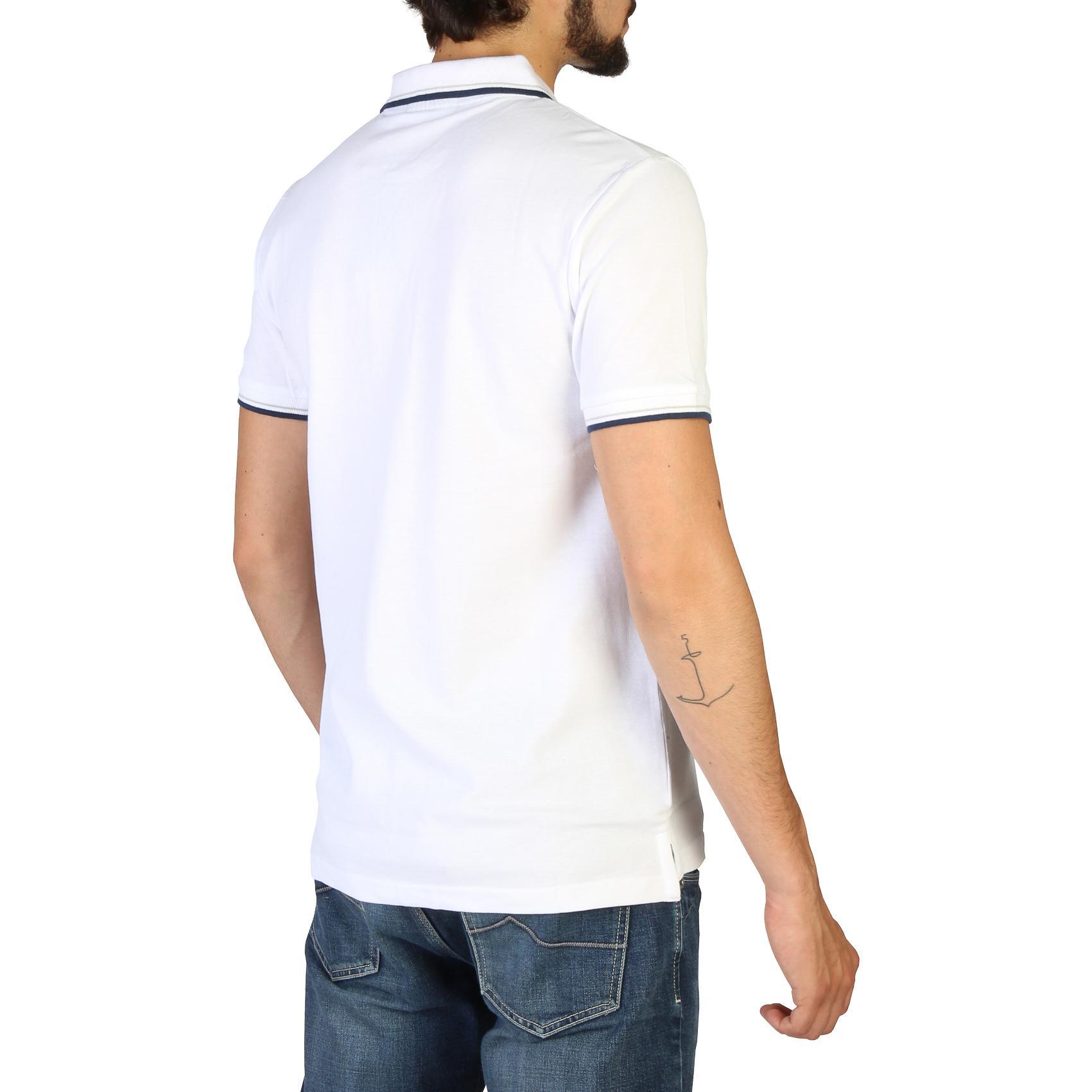 Polo-Trussardi-Hombre-2AT01-Marron-Negro-Azul-Blanco-Rojo-Primavera-Verano