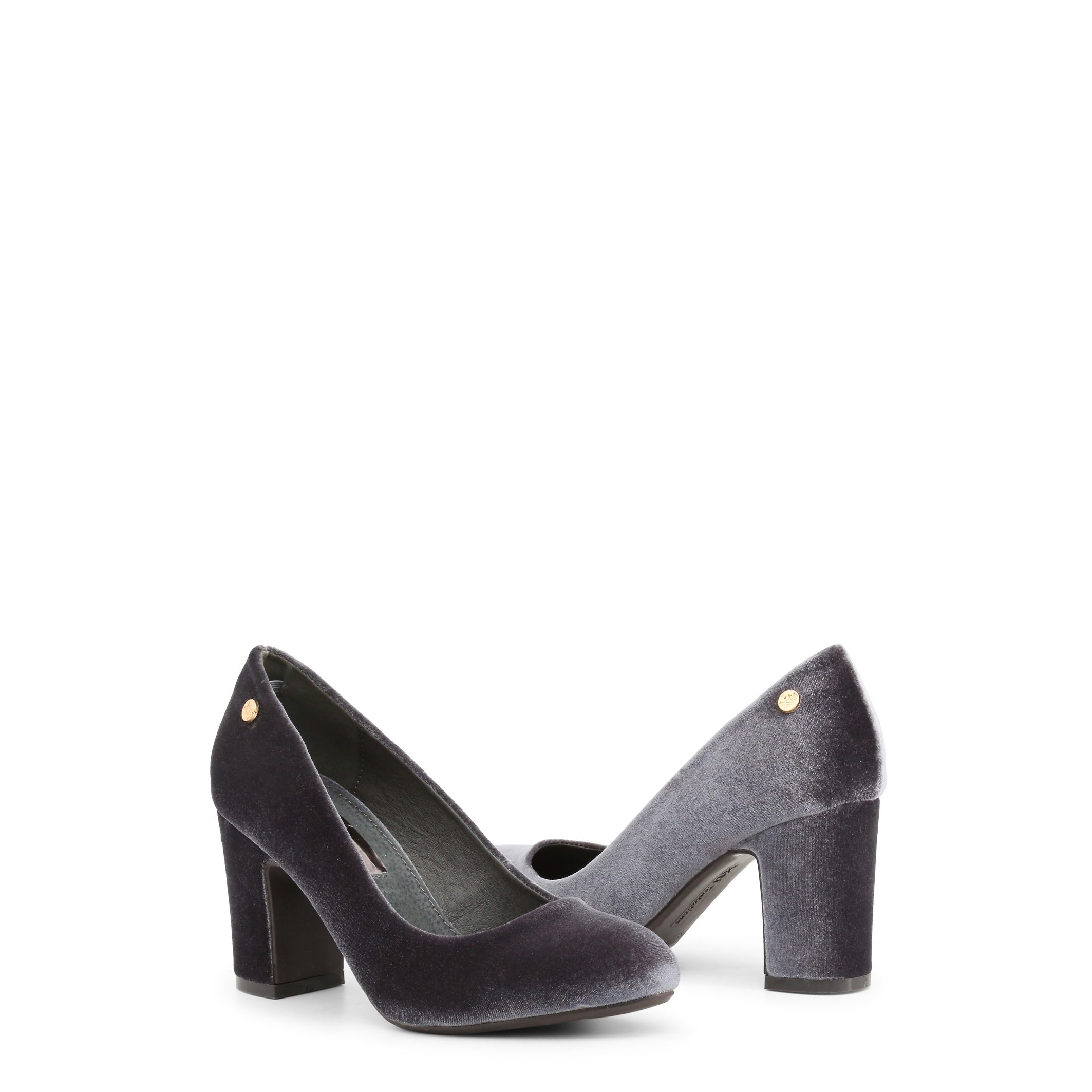 Xti Schuhe 30487, Damen High hochzeit Heels Blau/Grau/Violett/Schwarz pumps hochzeit High aed79a