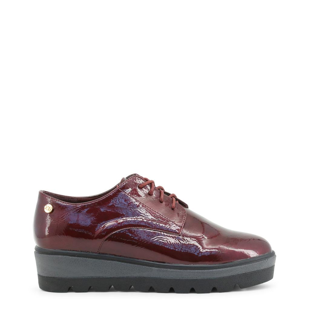 Pantofi cu sireturi Xti 47290_BURGUNDY