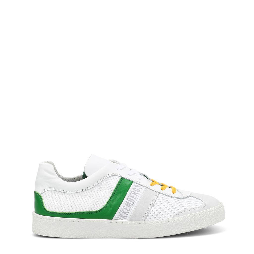 Pantofi Sport Bikkembergs RIS-ER842-LOW_WHITE-GREEN