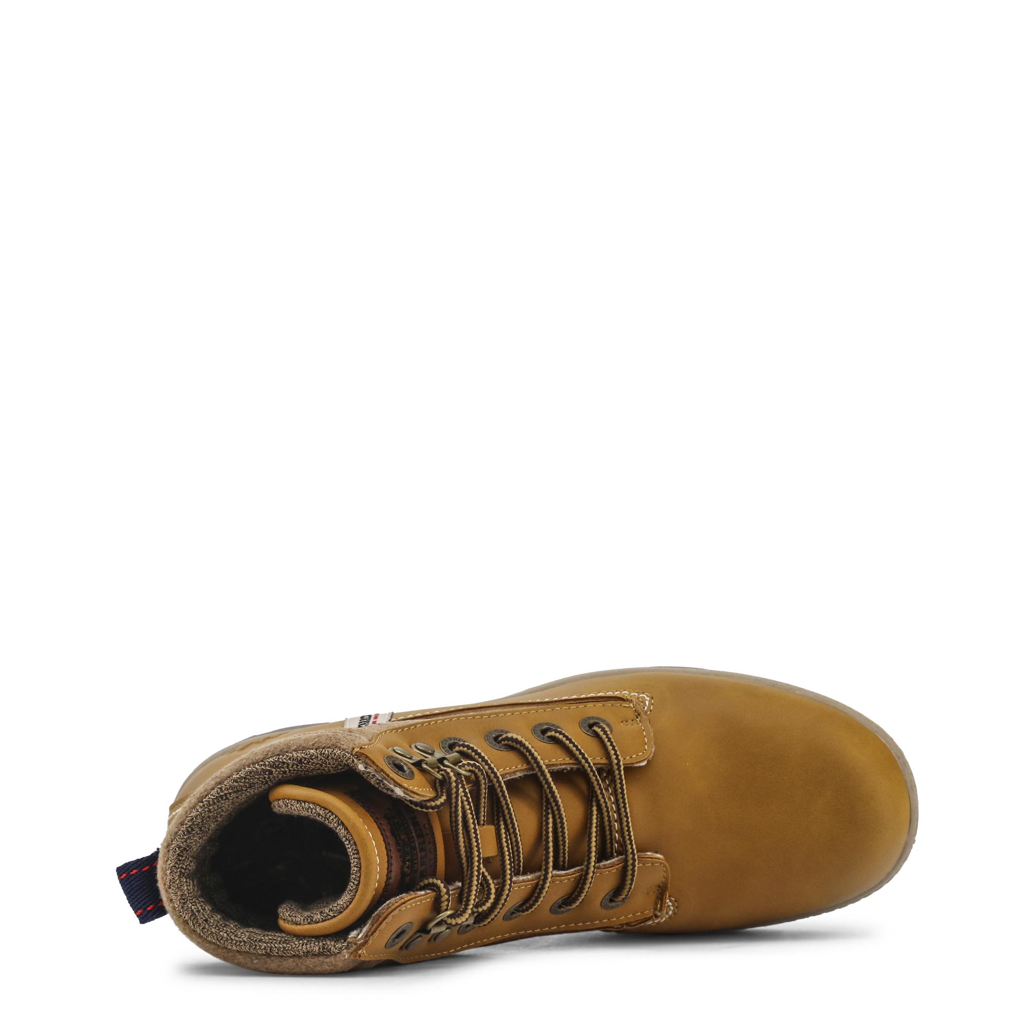 Stivaletti-Carrera-Jeans-CAM821200-Uomo-Marrone-94013 miniatura 3