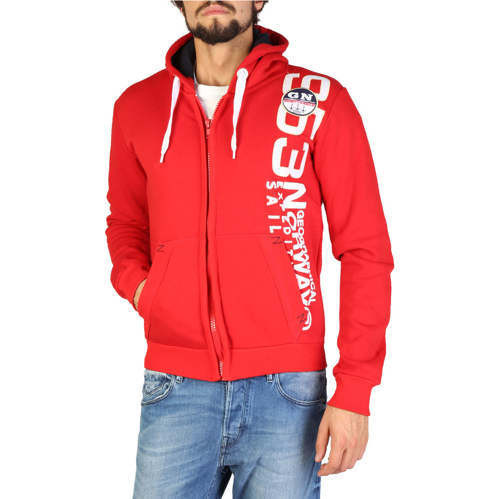 Hanorac Geographical Norway Gandinsky_man_red