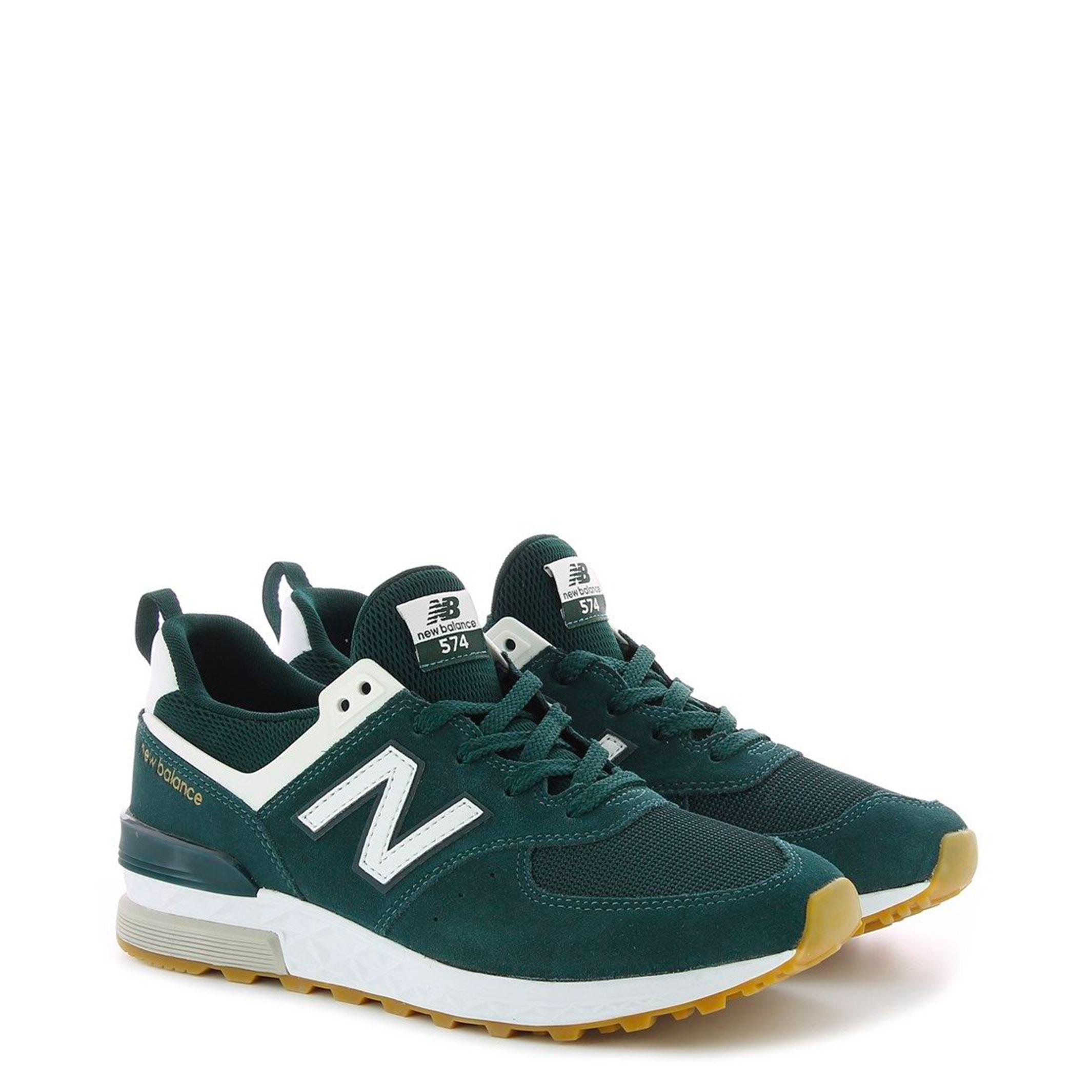 new balance ms574 verde