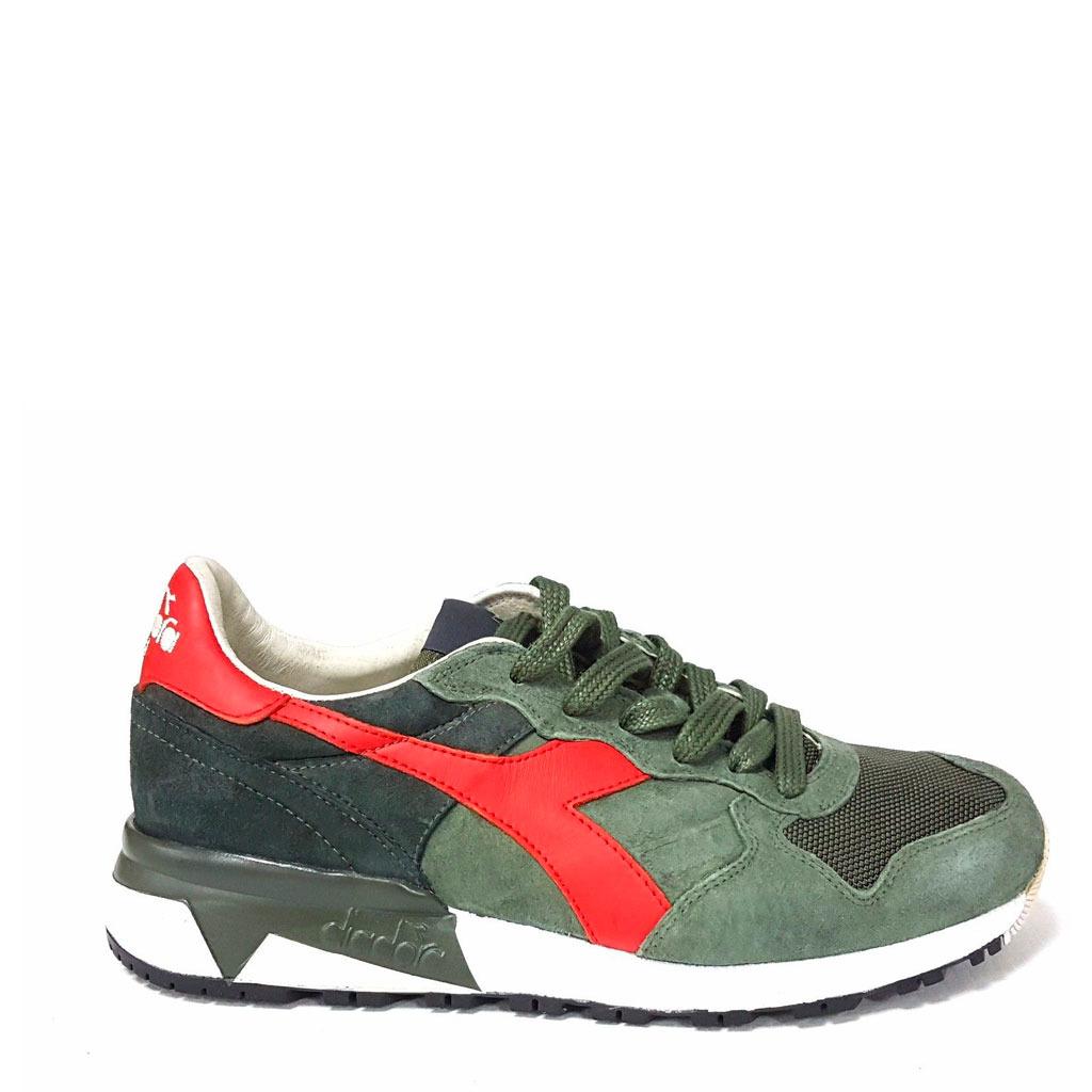 Pantofi Sport Diadora Heritage TRIDENT_90_S_70432_VERDE