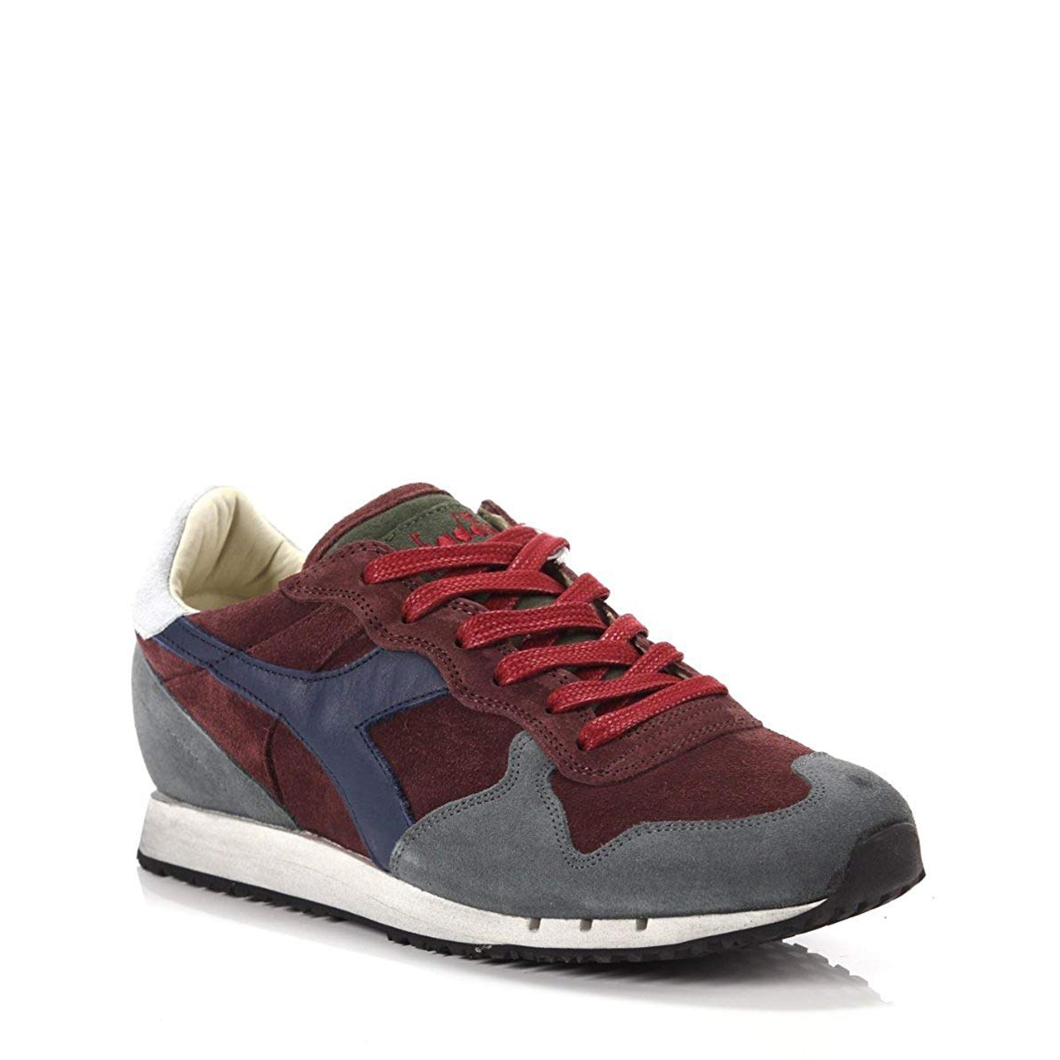 Sneakers-Diadora-Heritage-TRIDENT-S-SW-Uomo-Rosso-94734 miniatura 2