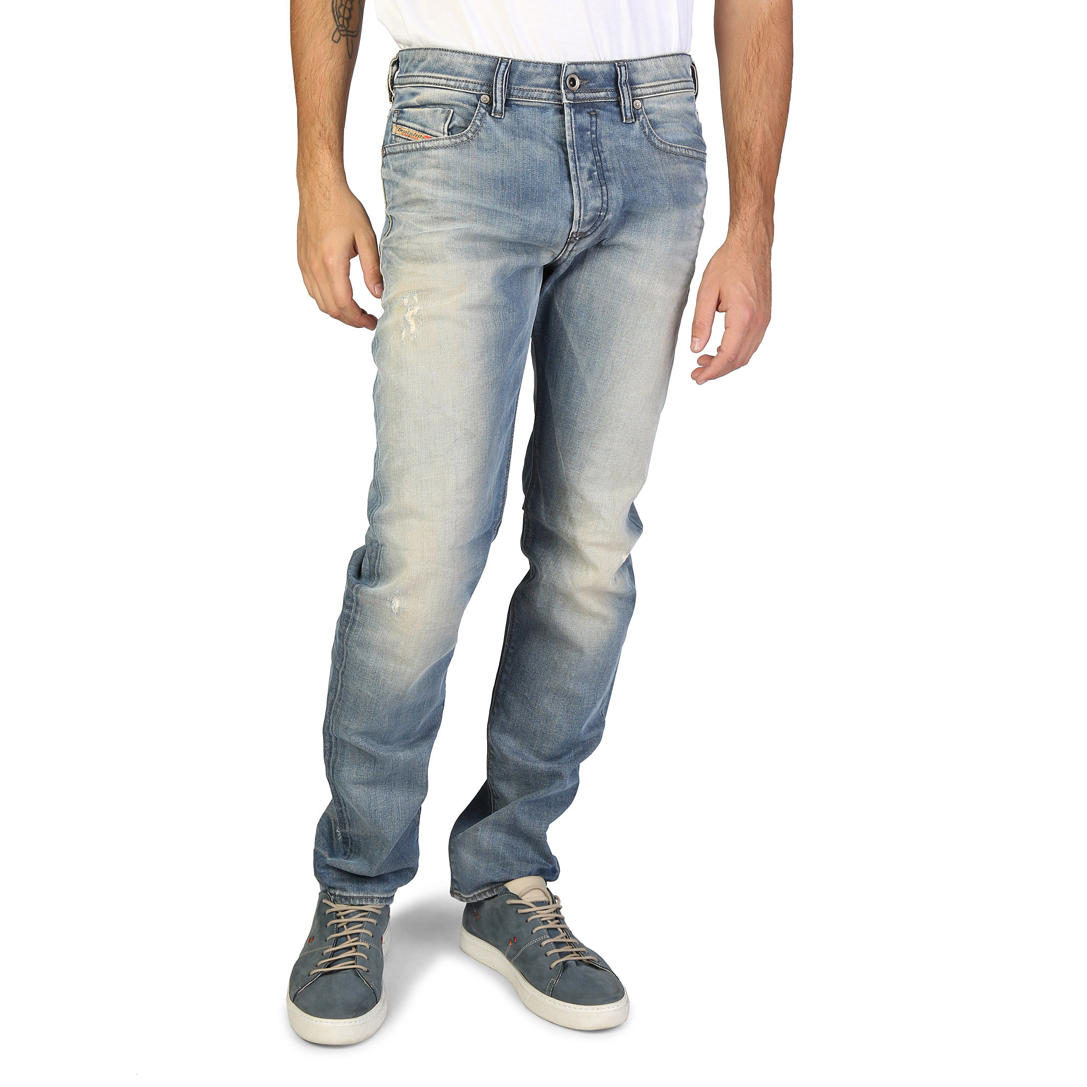 Jeans Diesel BUSTER_L32_00SDHB Uomo Blu 94889