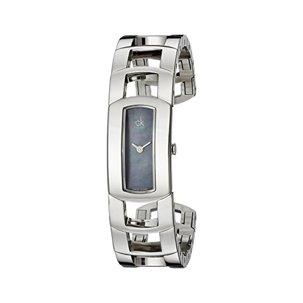 Orologi Calvin Klein K3Y2M1 Donna Grigio 95015