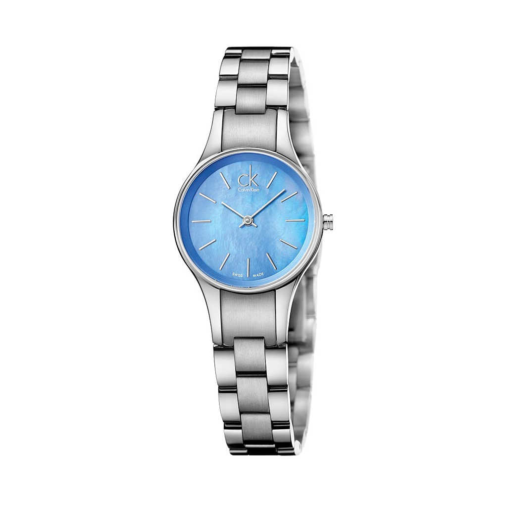 Orologi Calvin Klein K43231 Donna Grigio 95016