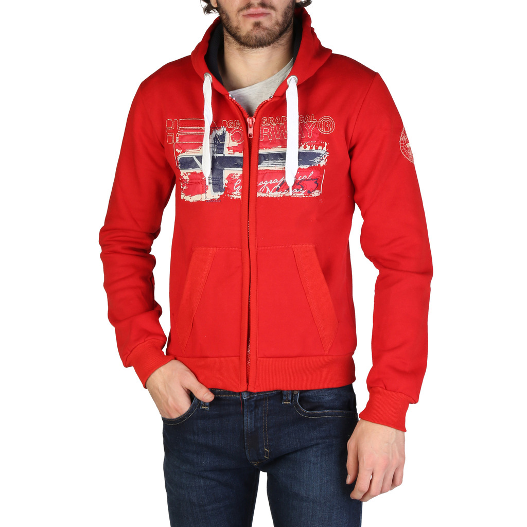 Hanorac Geographical Norway Gayto_man_red-navy