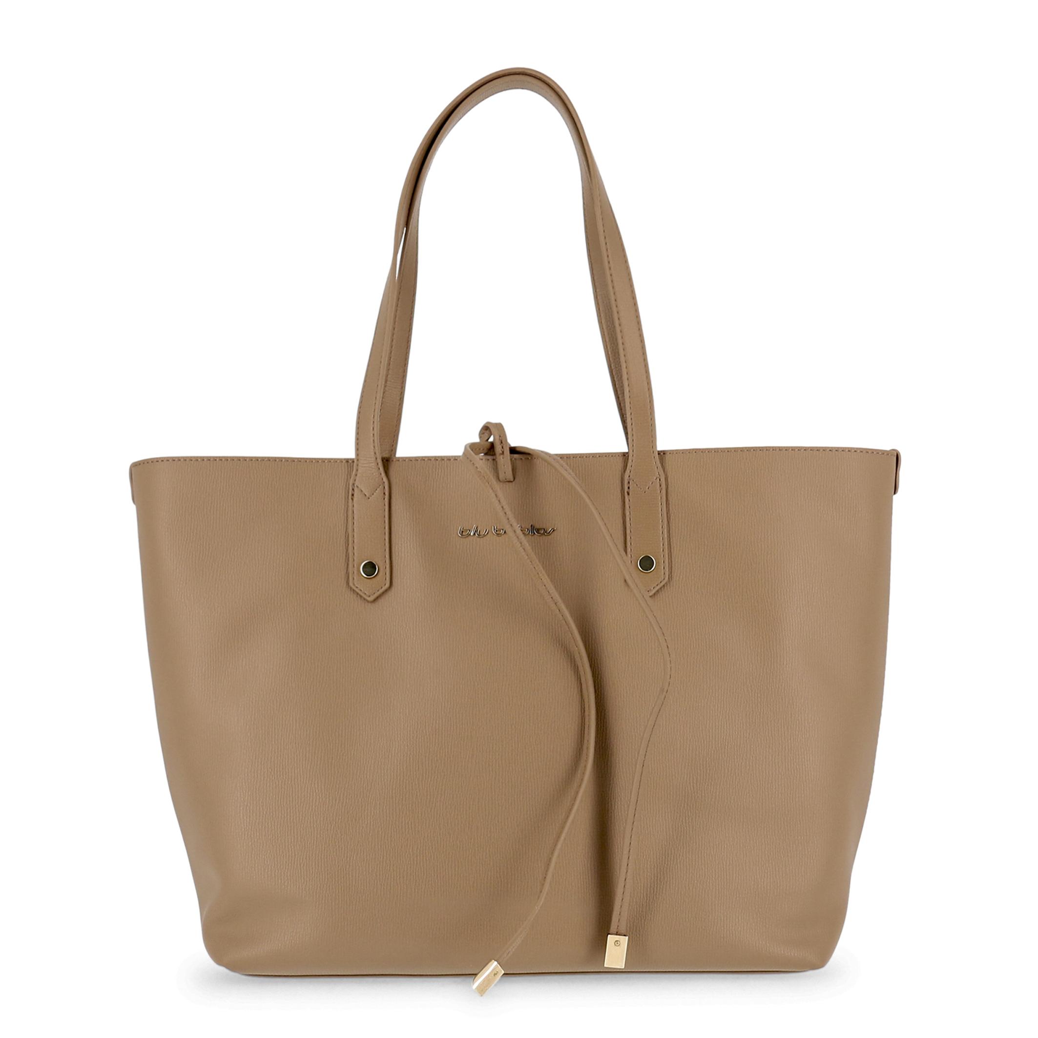 Shopping bag Blu Byblos NEWBRIGITTE_685740 Donna Marrone 95106
