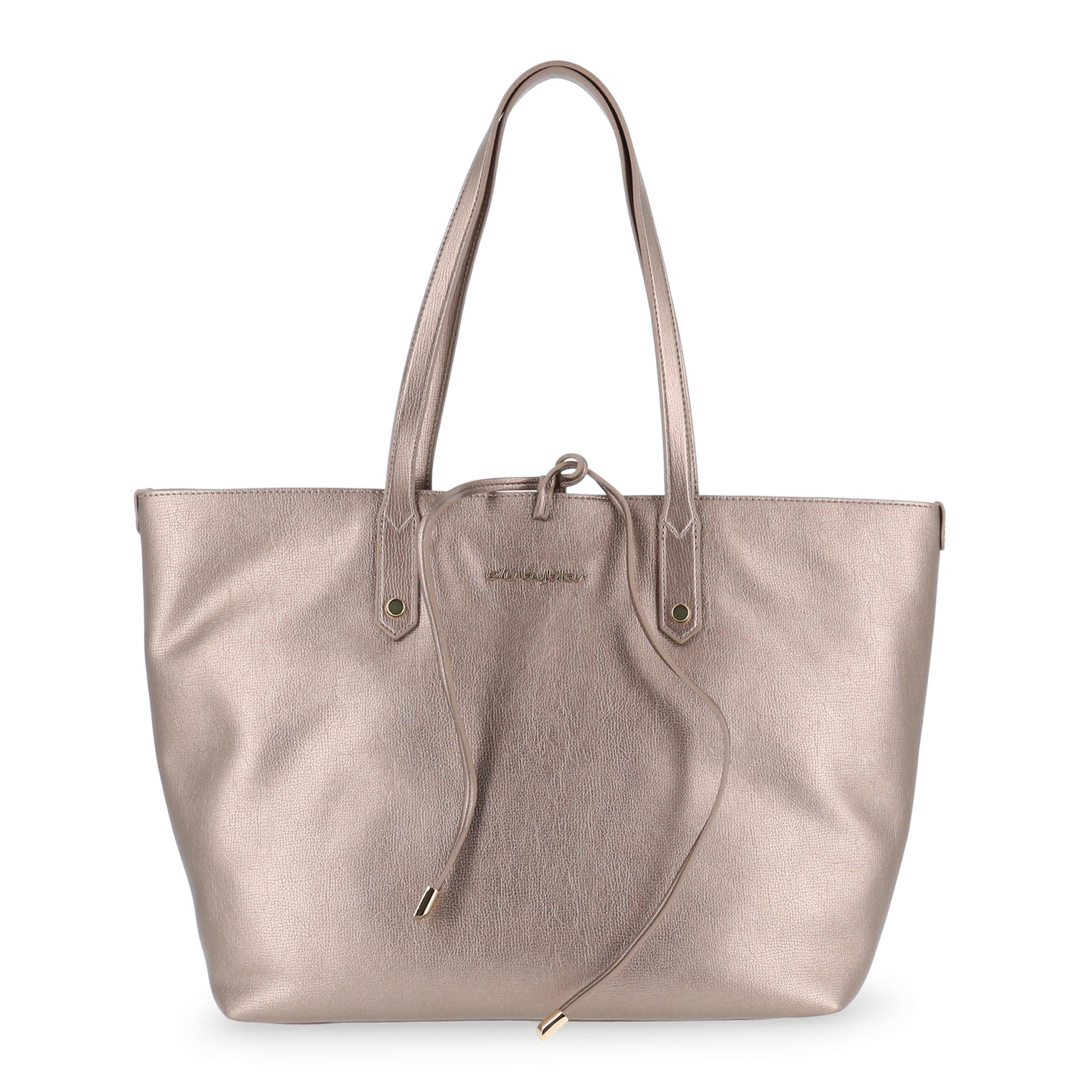 Shopping bag Blu Byblos NEWBRIGITTE_685740 Donna Marrone 95107