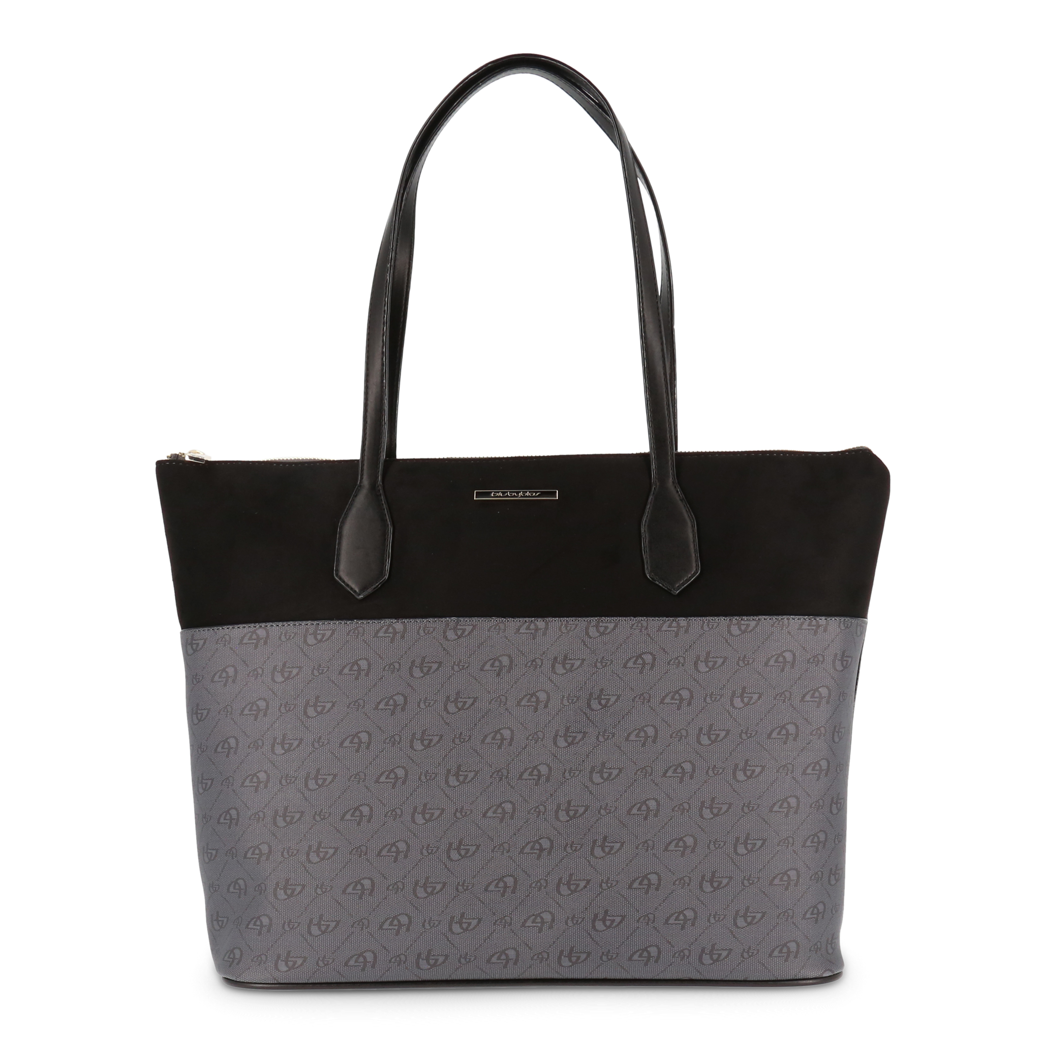 Shopping bag Blu Byblos HOLDME_685753 Donna Nero 95108