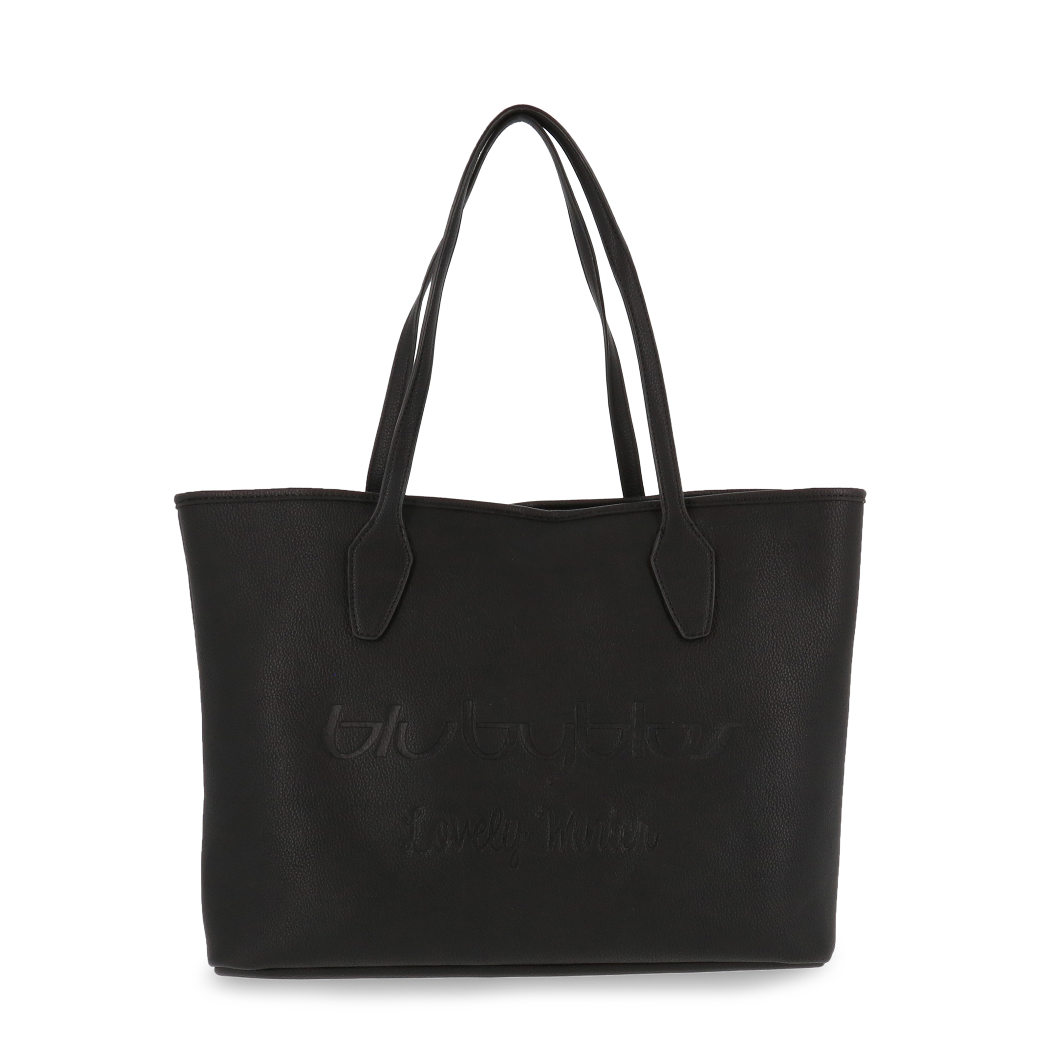 Shopping bag Blu Byblos LOVELYWINTER_685900 Donna Nero 95122