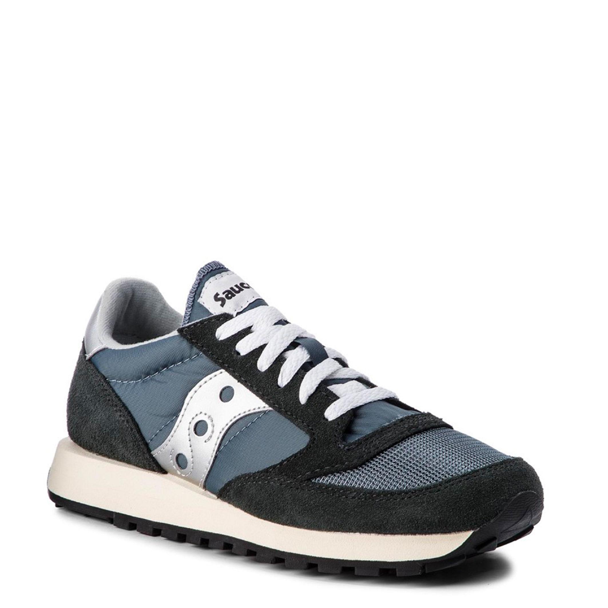 Sneakers-Saucony-JAZZ-S70368-Unisex-Blu-95132 miniatura 2