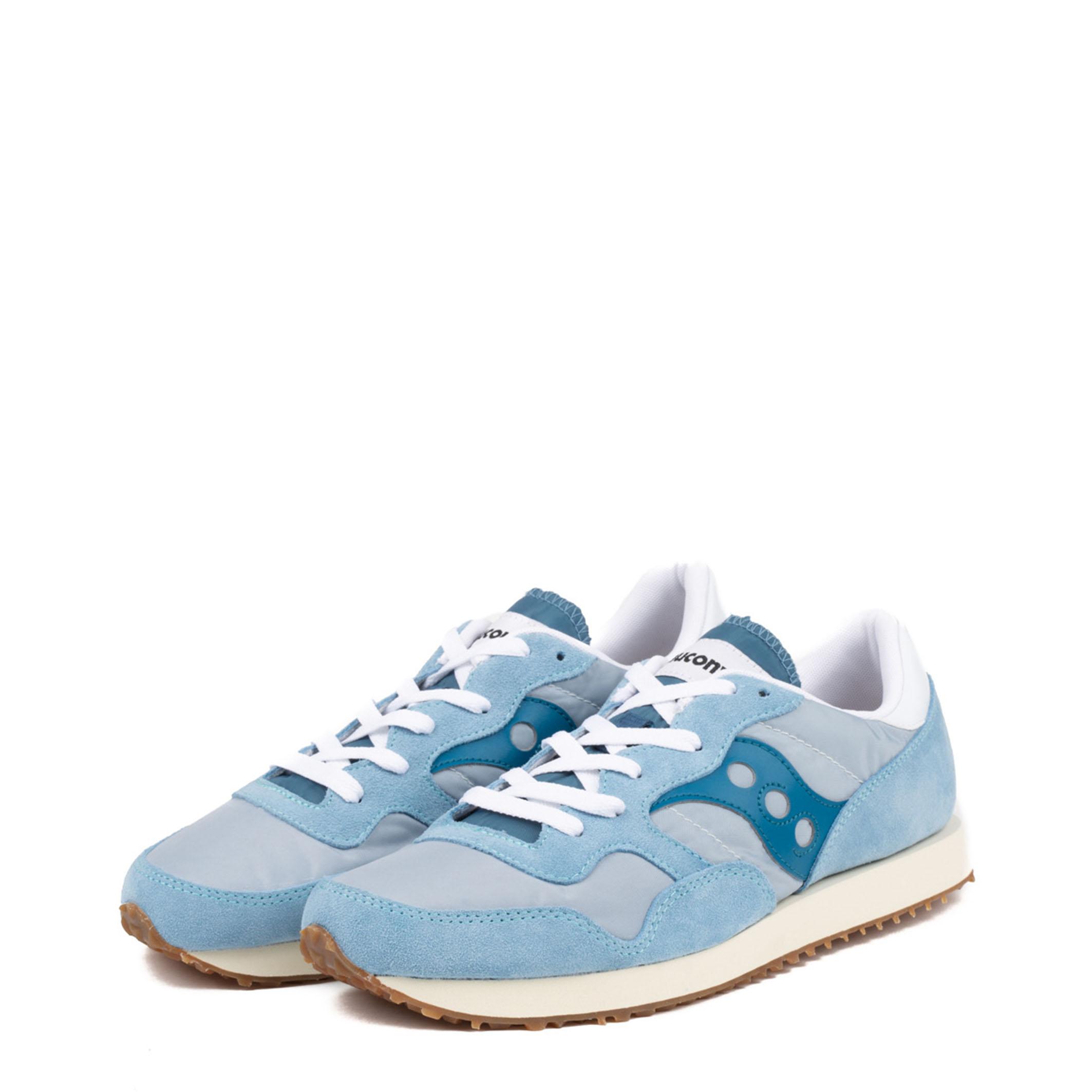 Sneakers-Saucony-DXN-S70369-Uomo-Blu-95568 miniatura 2