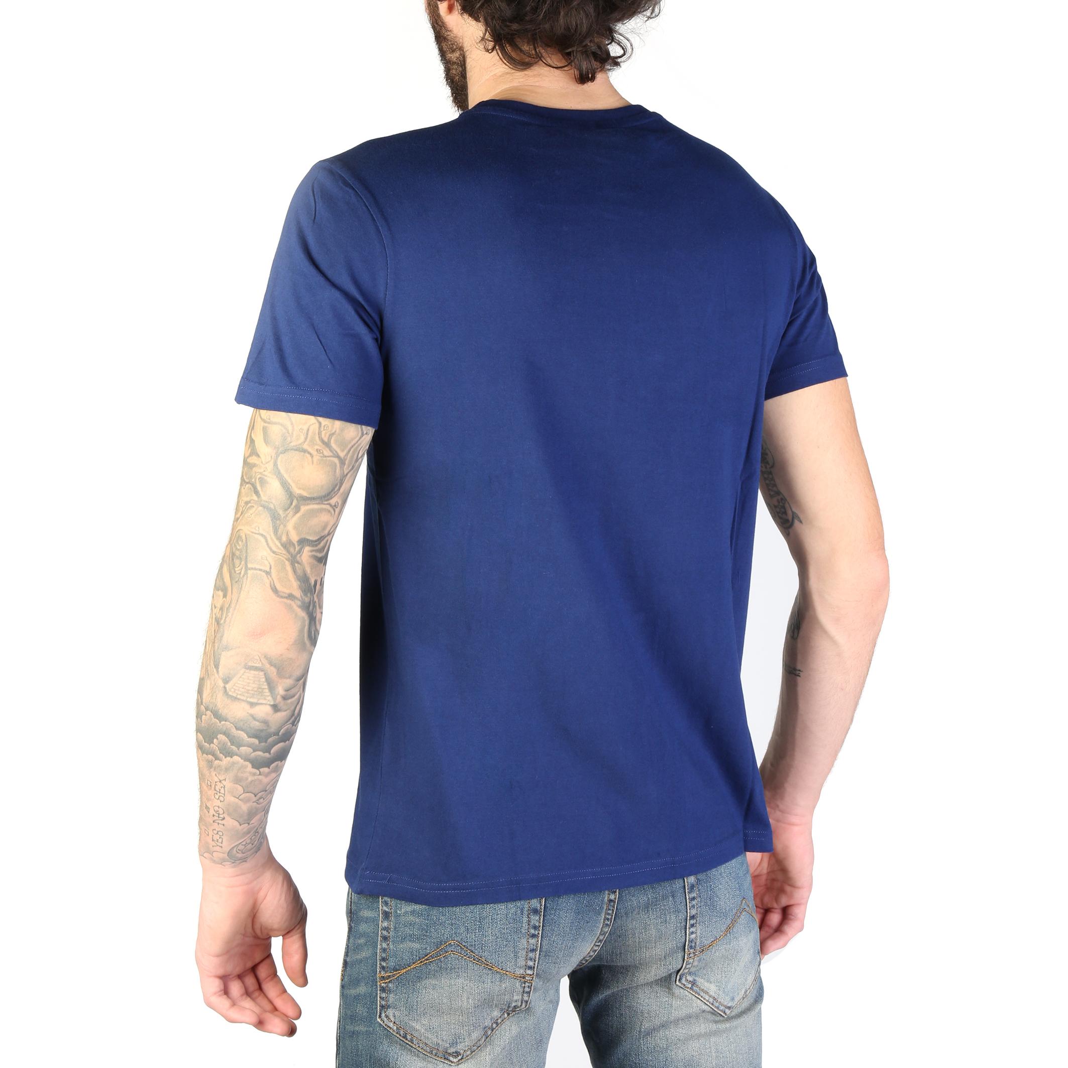 T-shirts Carrera Jeans Homme 00801B 00801B 00801B 0045X, Bleu/Bleu 9148f3