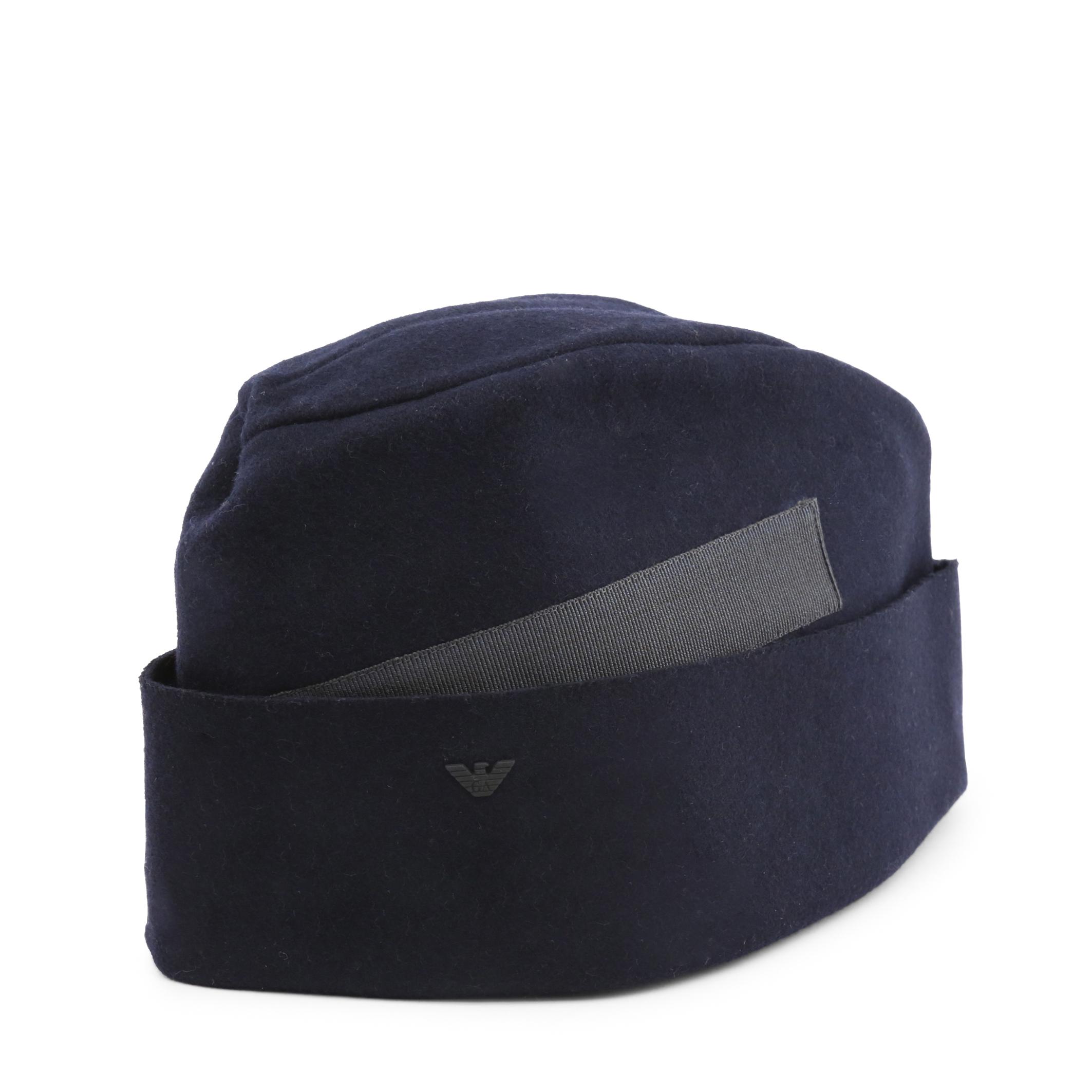 Cappello Emporio Armani 627737_5A600 Uomo Blu 97132