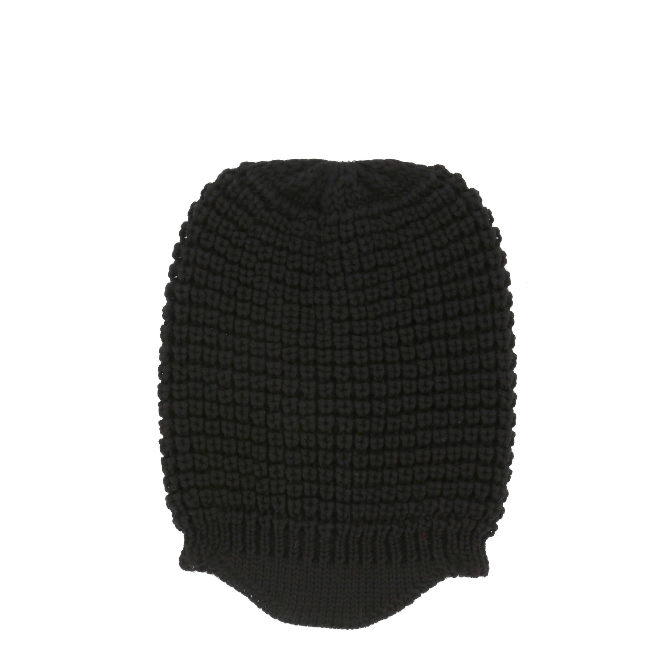 Cappello Emporio Armani 637420_5A068 Uomo Nero 97148