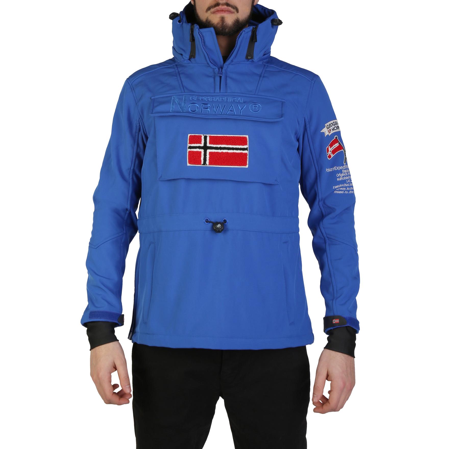 Giacche Geographical Norway Target_man Uomo Blu 97328