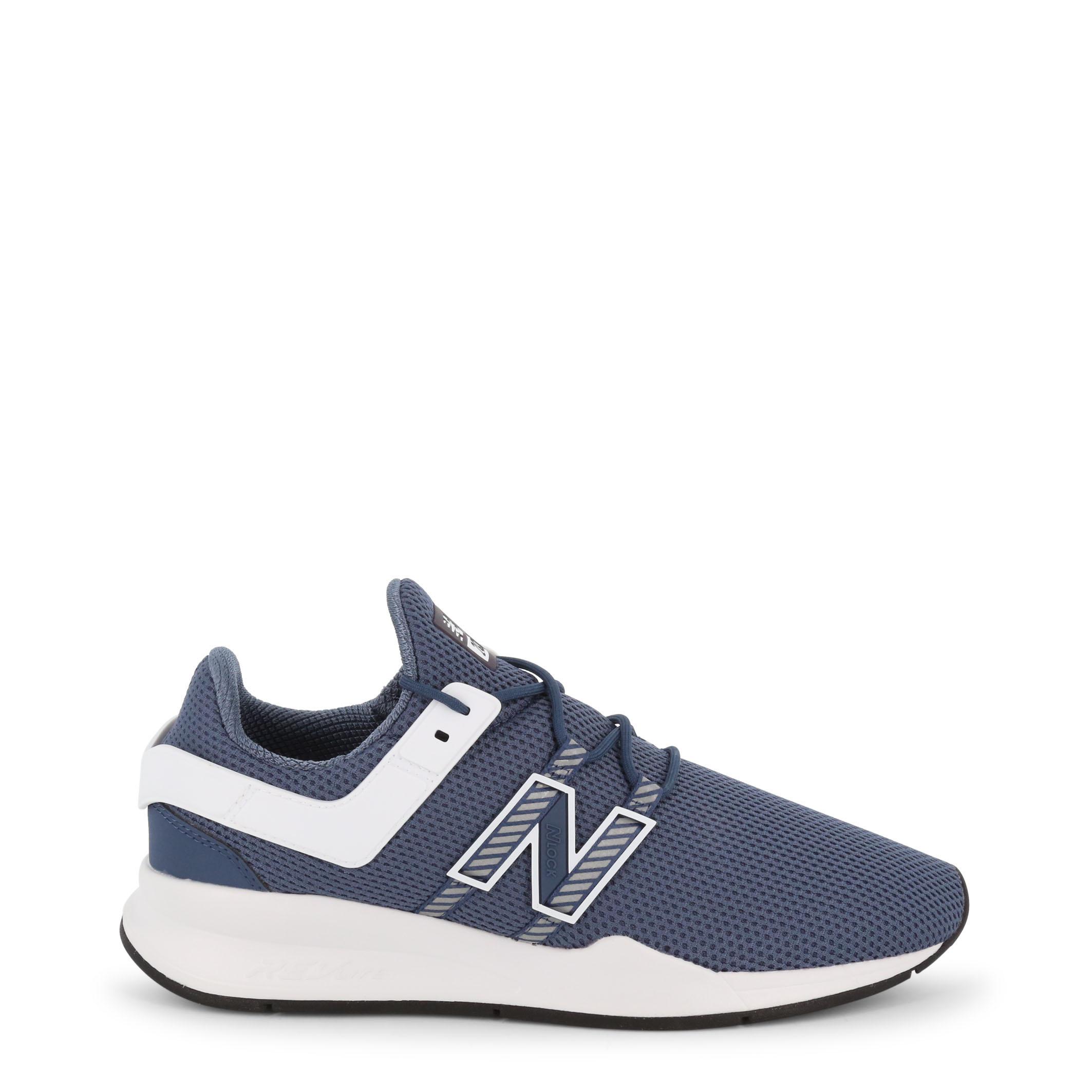 Scarpe New Balance Ms247 Uomo Blu 97892 Sneakers Sportive Traspiranti