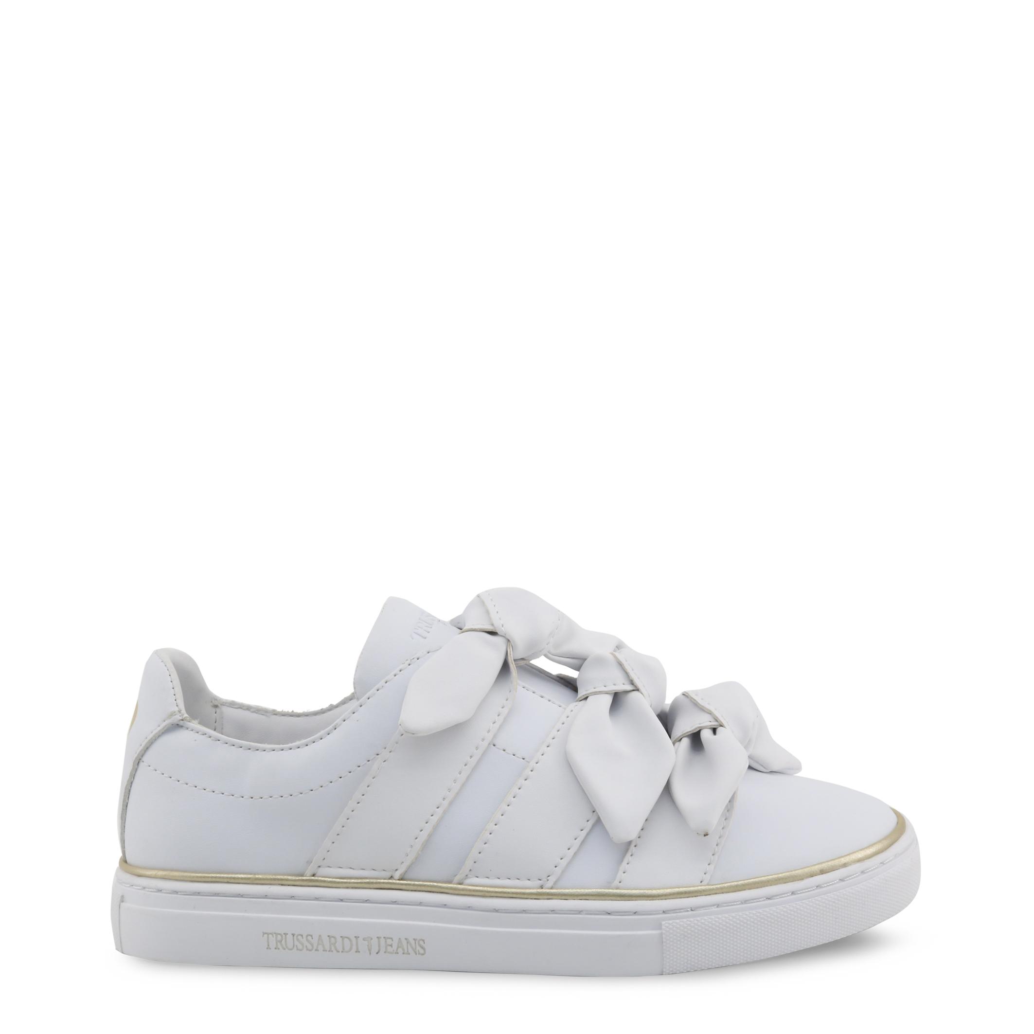Sneakers Trussardi 79A00230 Donna Bianco 97984 Scarpe da Ginnastica ... 8f74cdfe985