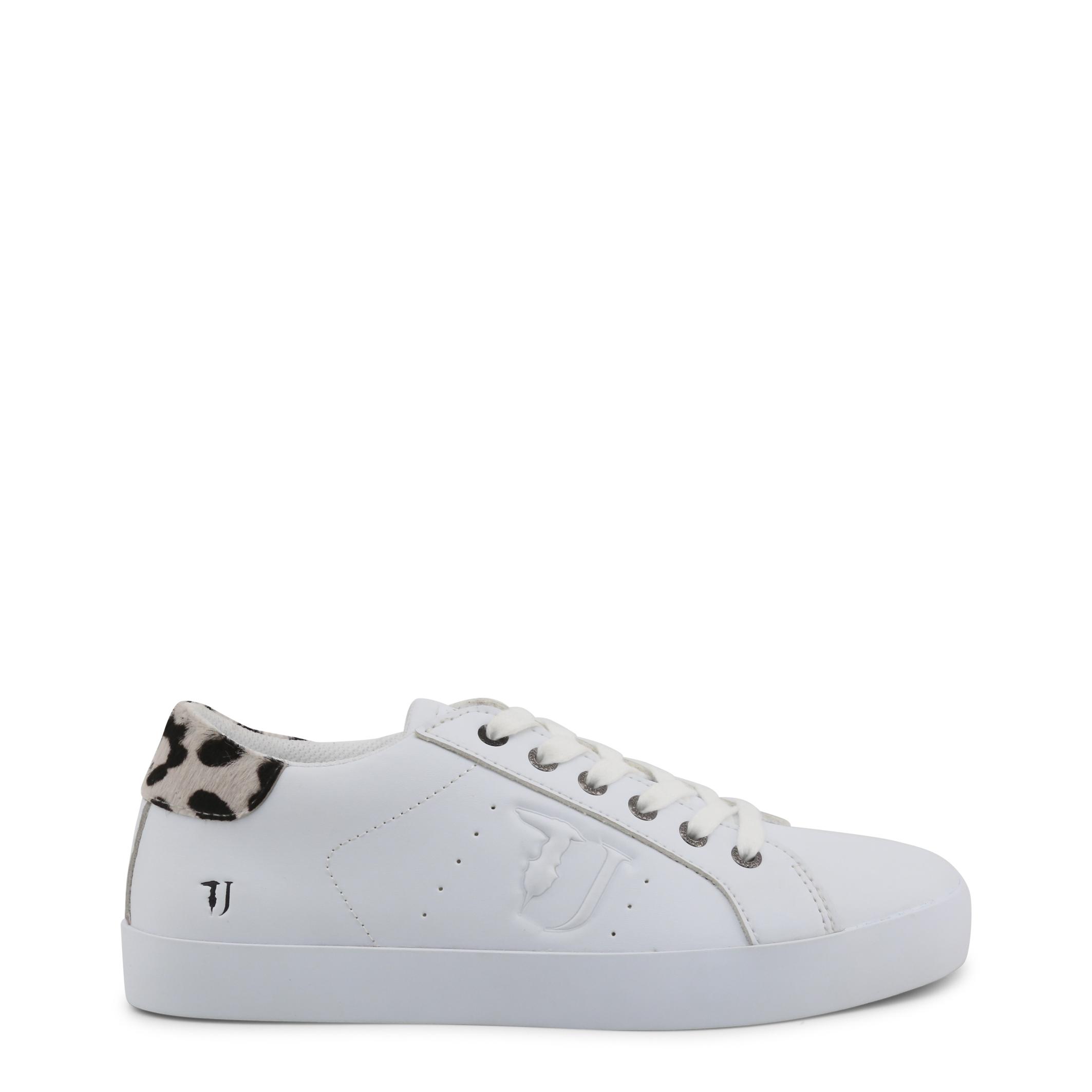 Sneakers Trussardi 79A00255 Donna Bianco 97996 Scarpe da Ginnastica ... d815b7c362c
