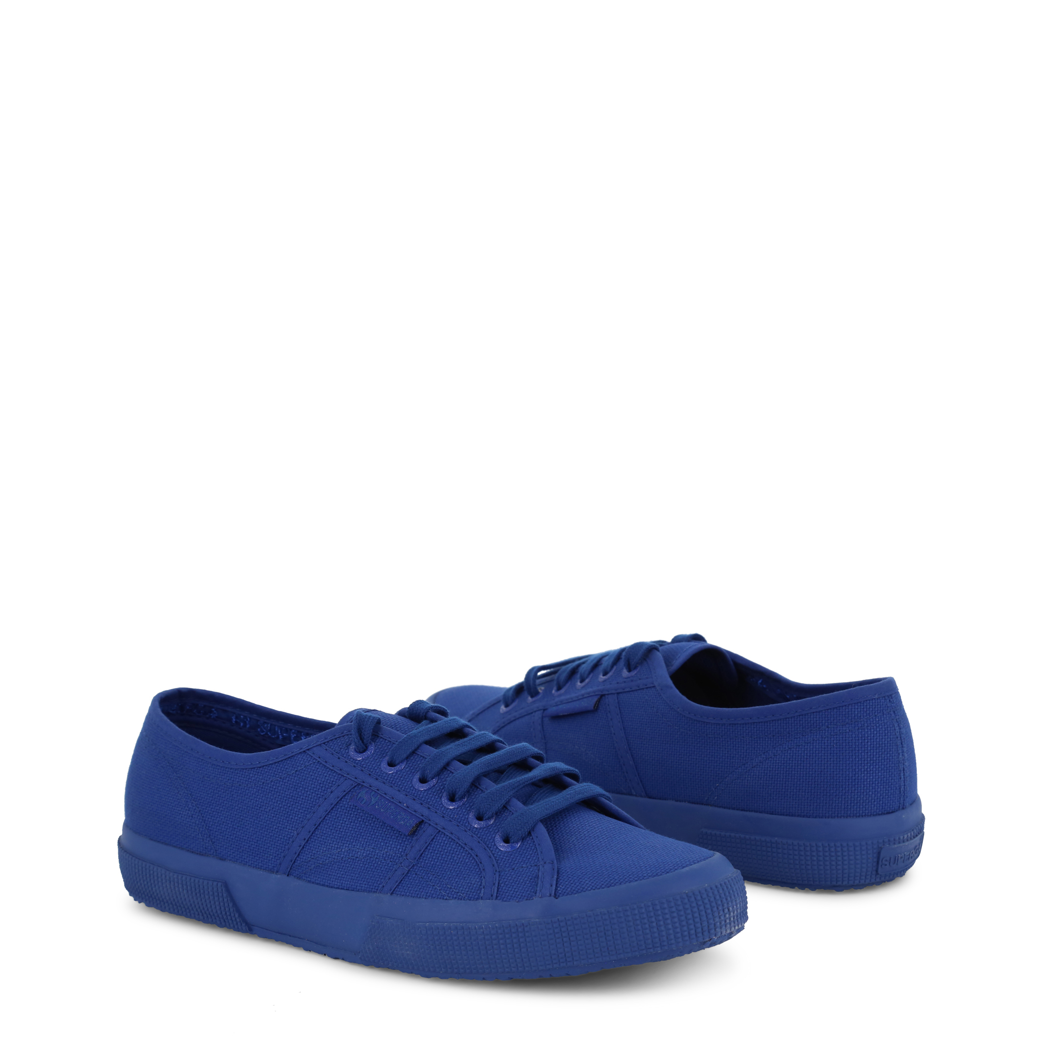 Sneakers-Superga-2750-COTU-CLASSIC-Unisex-Blu-98013 miniatura 2