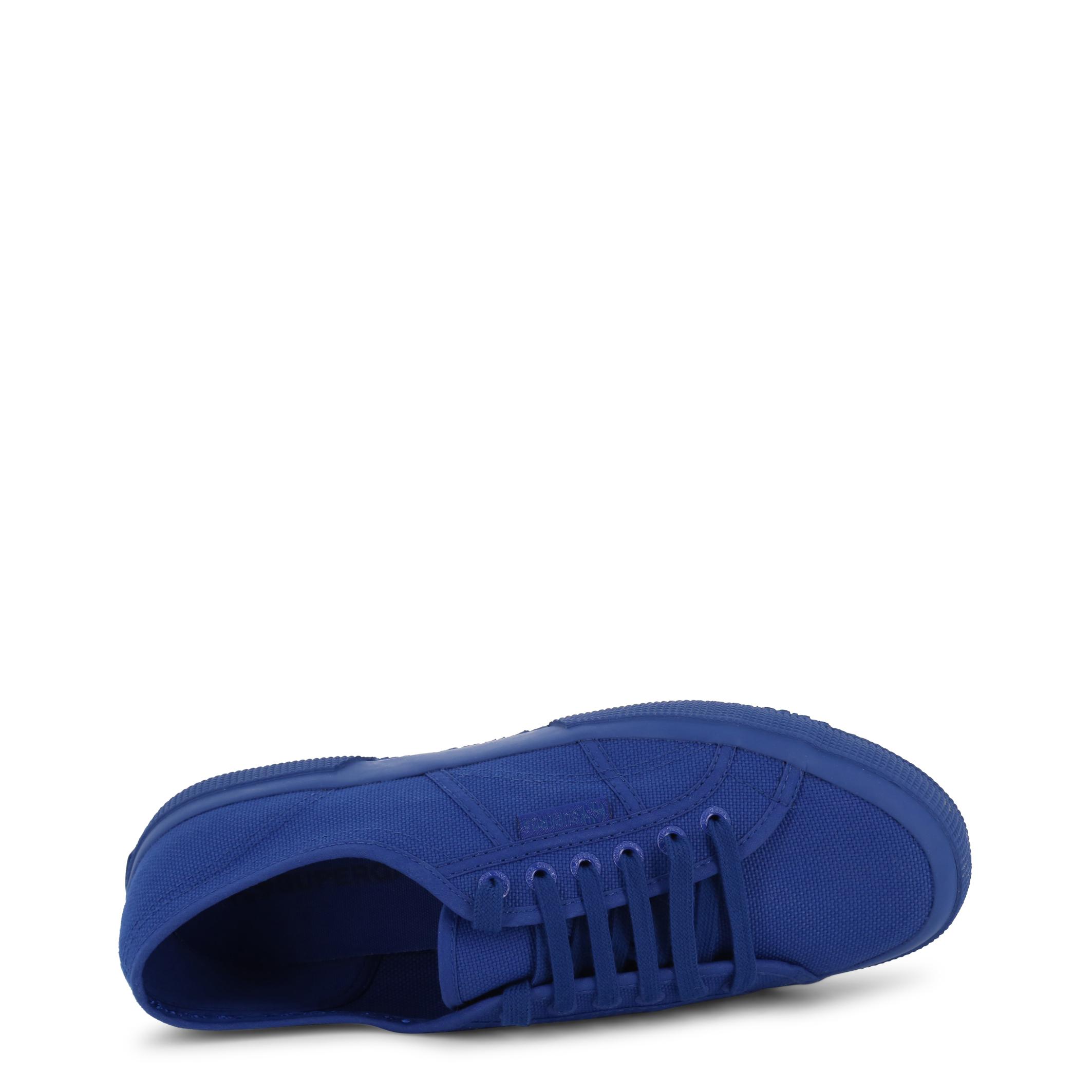 Sneakers-Superga-2750-COTU-CLASSIC-Unisex-Blu-98013 miniatura 3