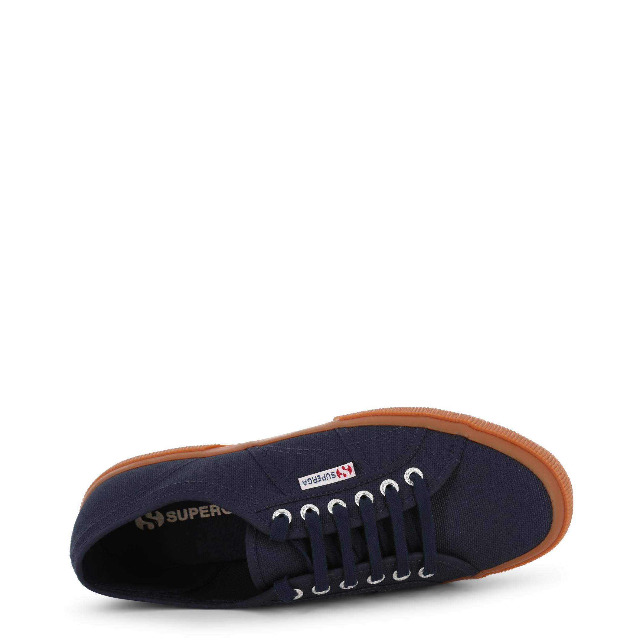 Sneakers-Superga-2750-COTU-CLASSIC-Unisex-Blu-98015 miniatura 3