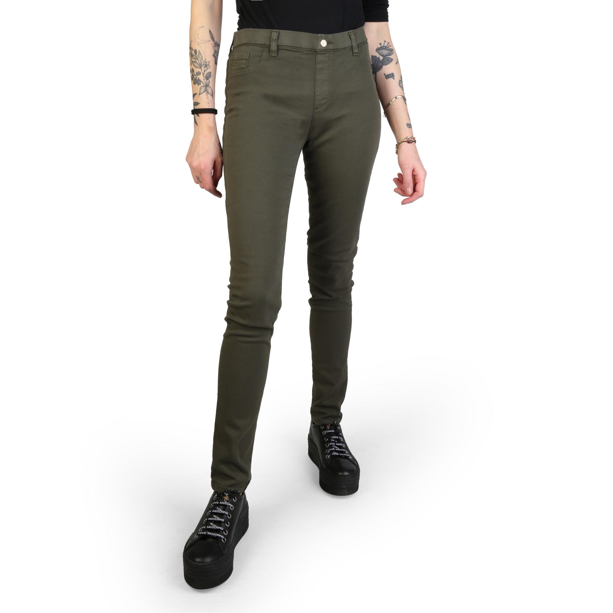 Carrera Jeans 00767L_922SS Women Green 98151 denim jeans