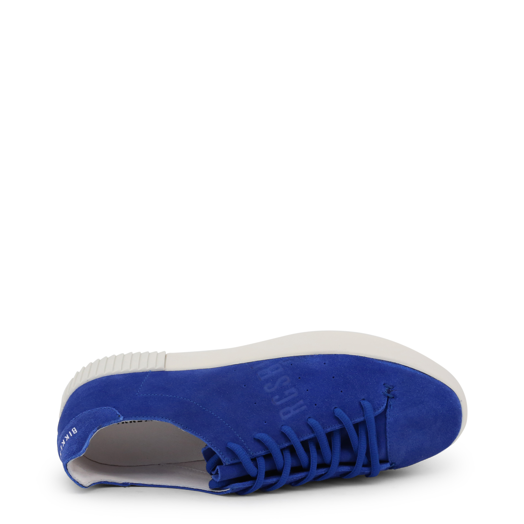 Sneakers-Bikkembergs-COSMOS-2100-SUEDE-Uomo-Blu-98816 miniatura 3