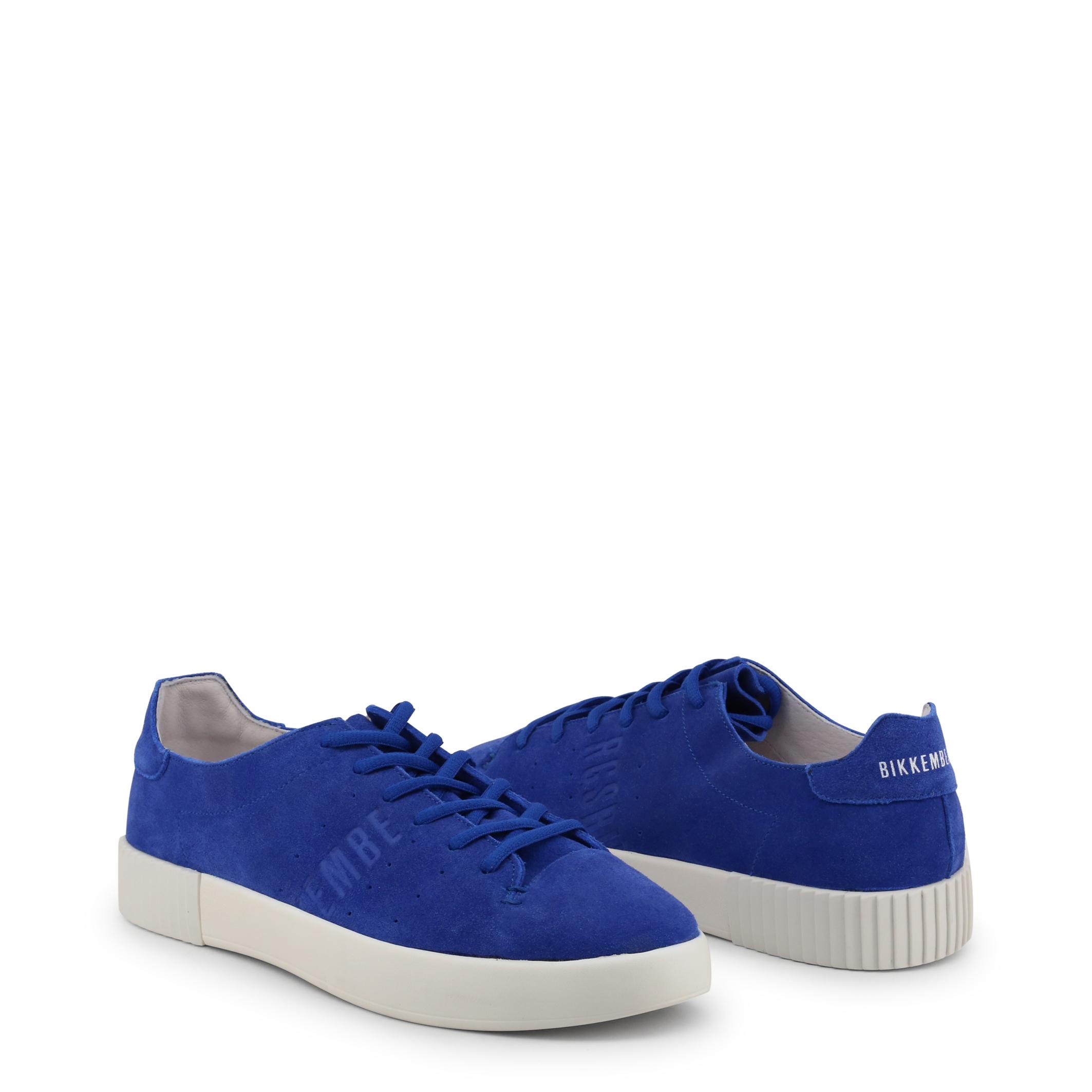 Sneakers-Bikkembergs-COSMOS-2100-SUEDE-Uomo-Blu-98816 miniatura 2
